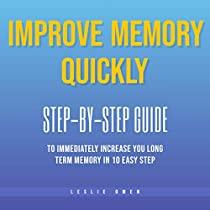 Improve Memory Quickly