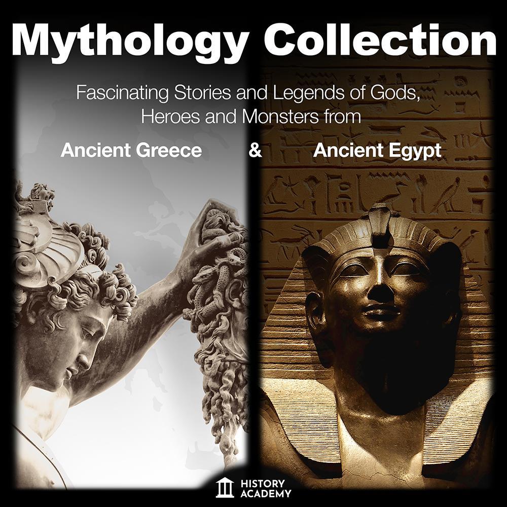Mythology Collection: Greek Mythology and Egyptian Mythology