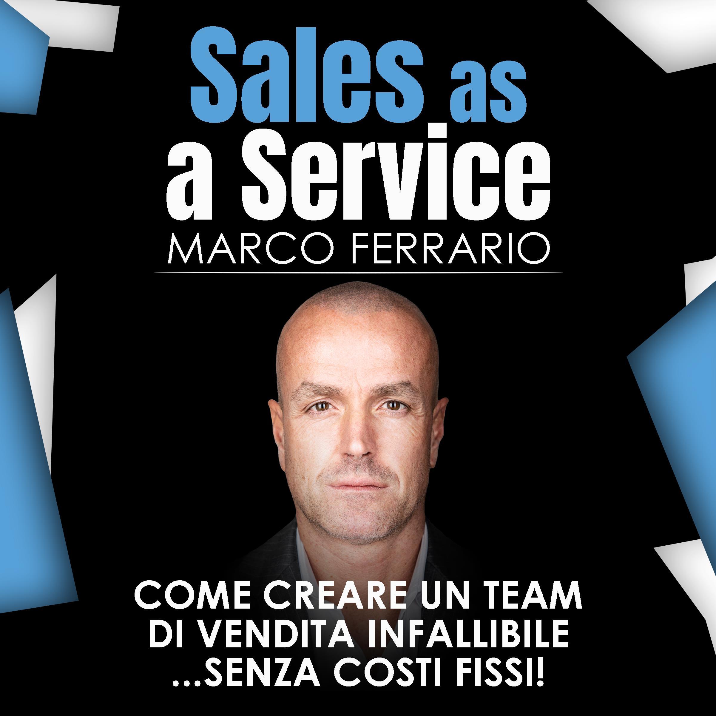 Sales as a Service