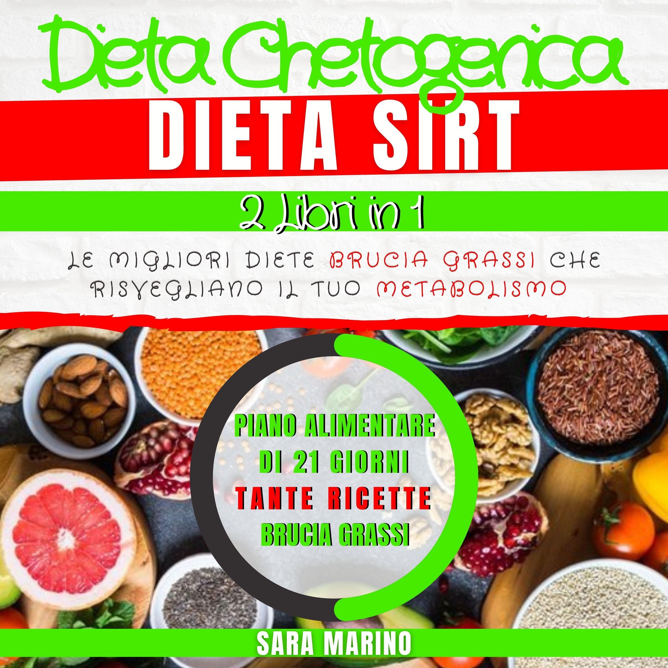 Dieta Chetogenica e Dieta Sirt 2 in 1