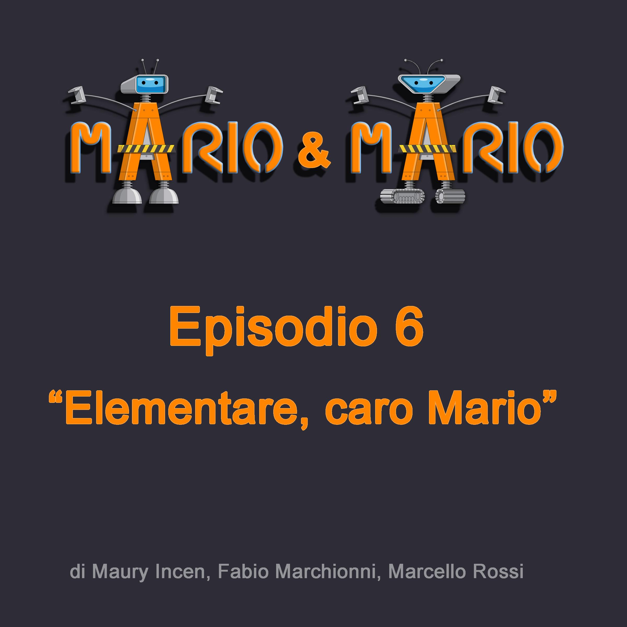 Elementare, caro Mario