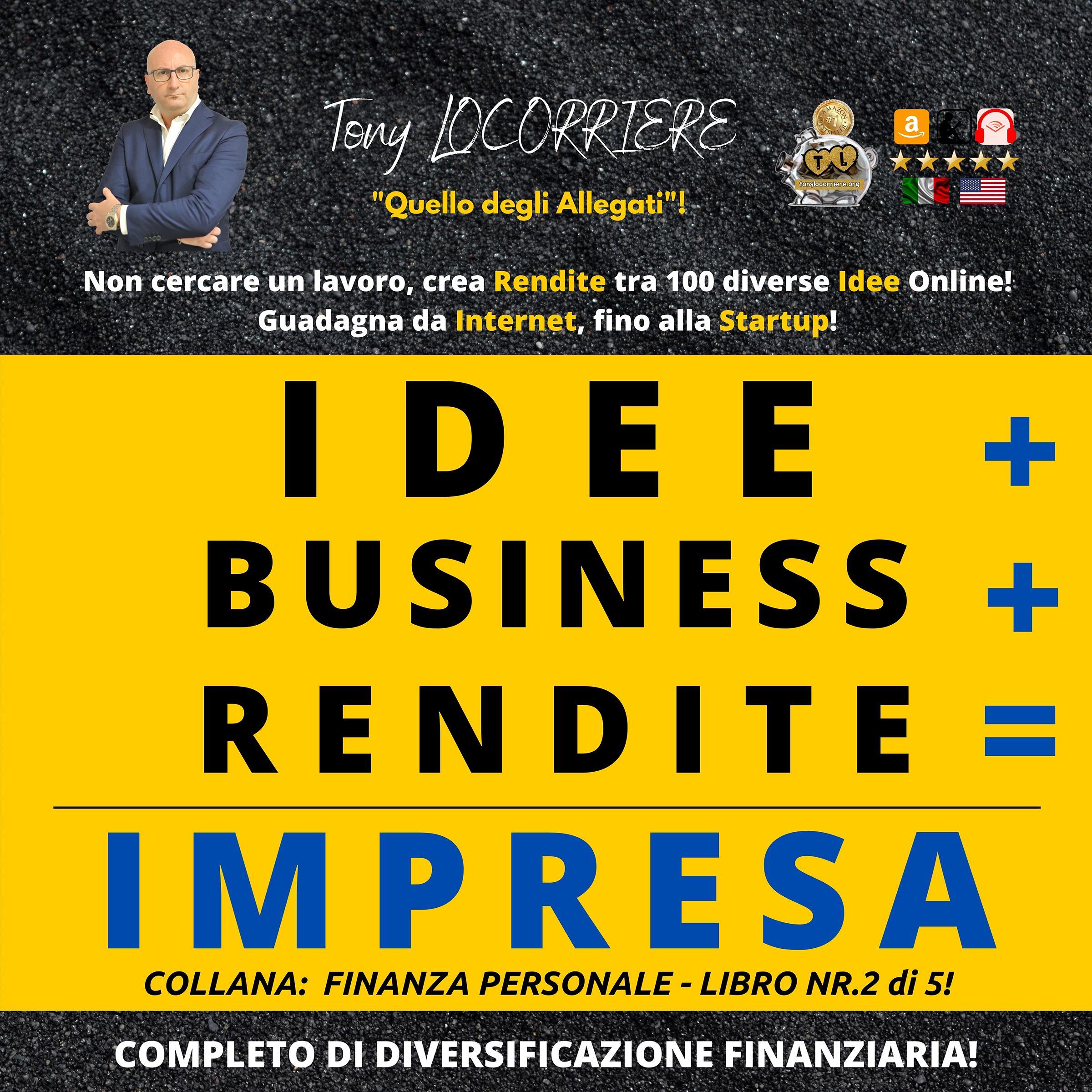 Idee Business Rendite Impresa