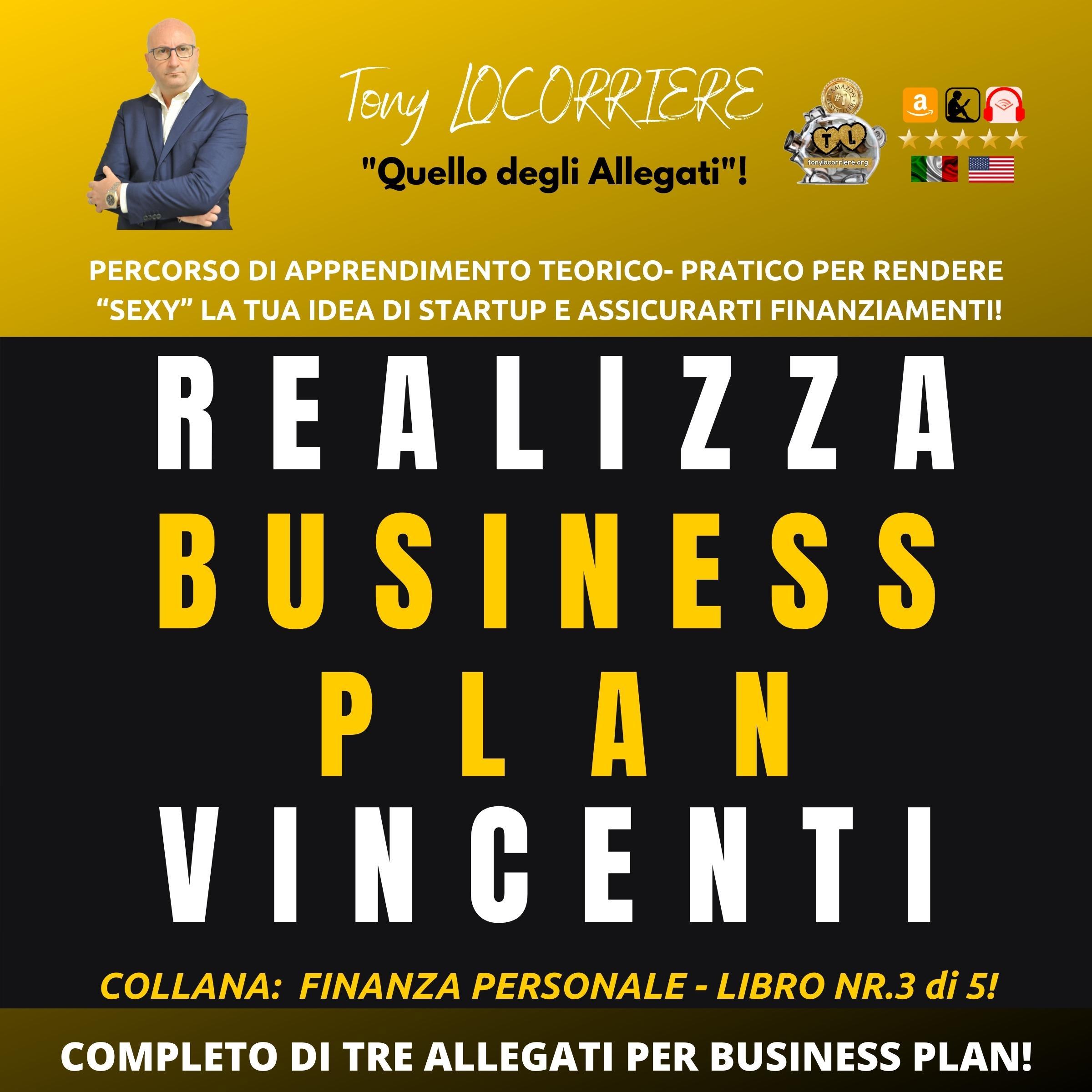Realizza Business Plan Vincenti