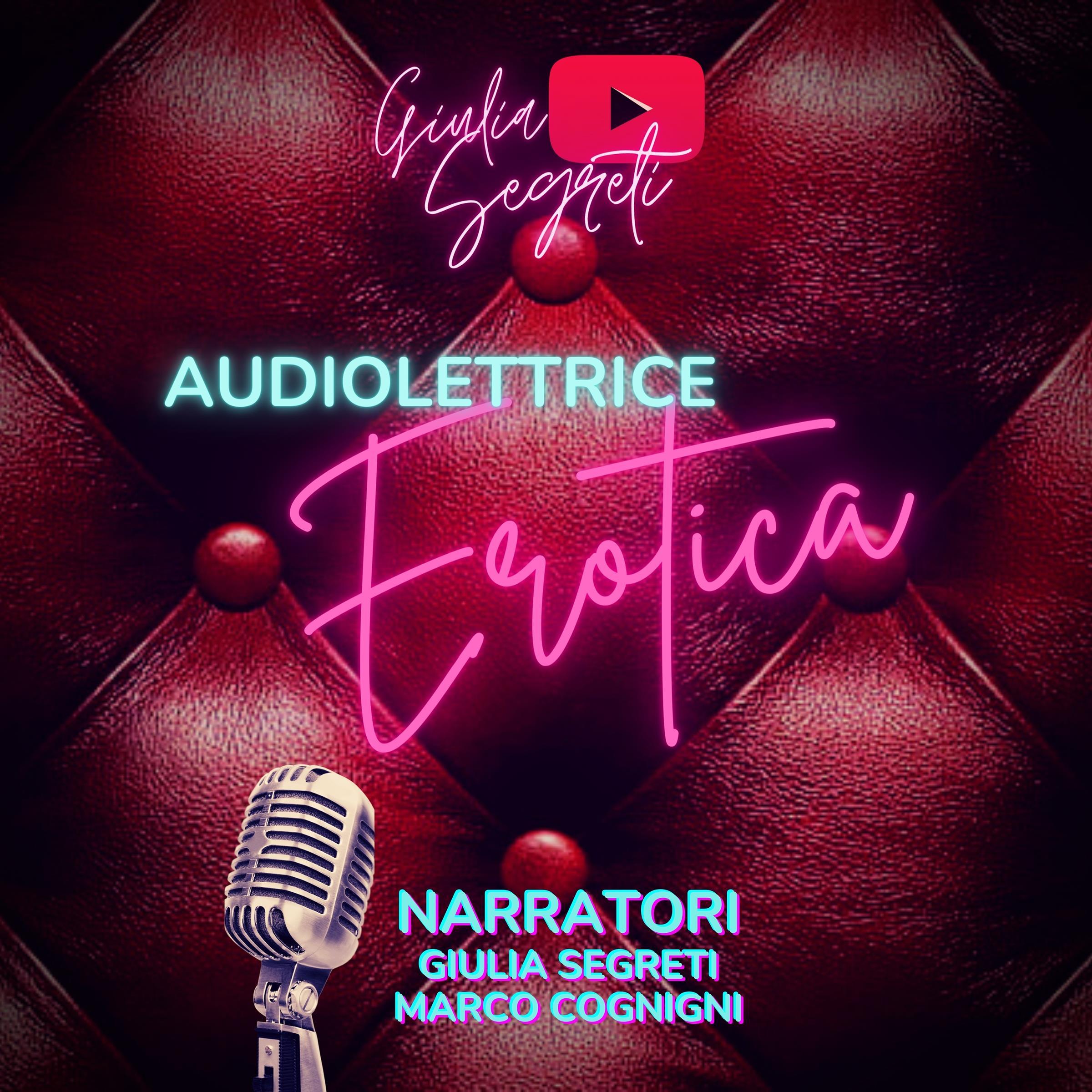 Audiolettrice erotica