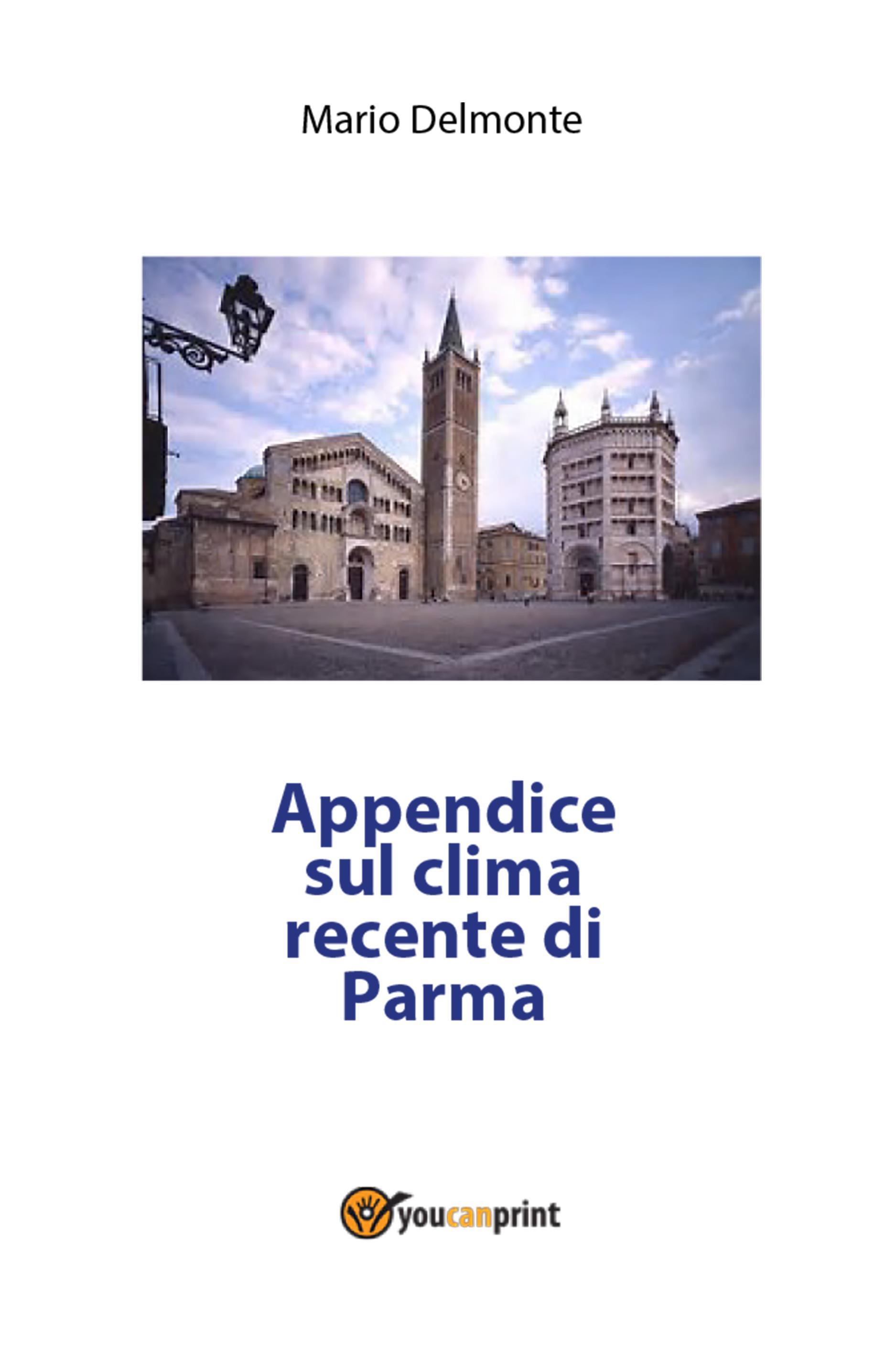 Appendice sul clima recente di Parma