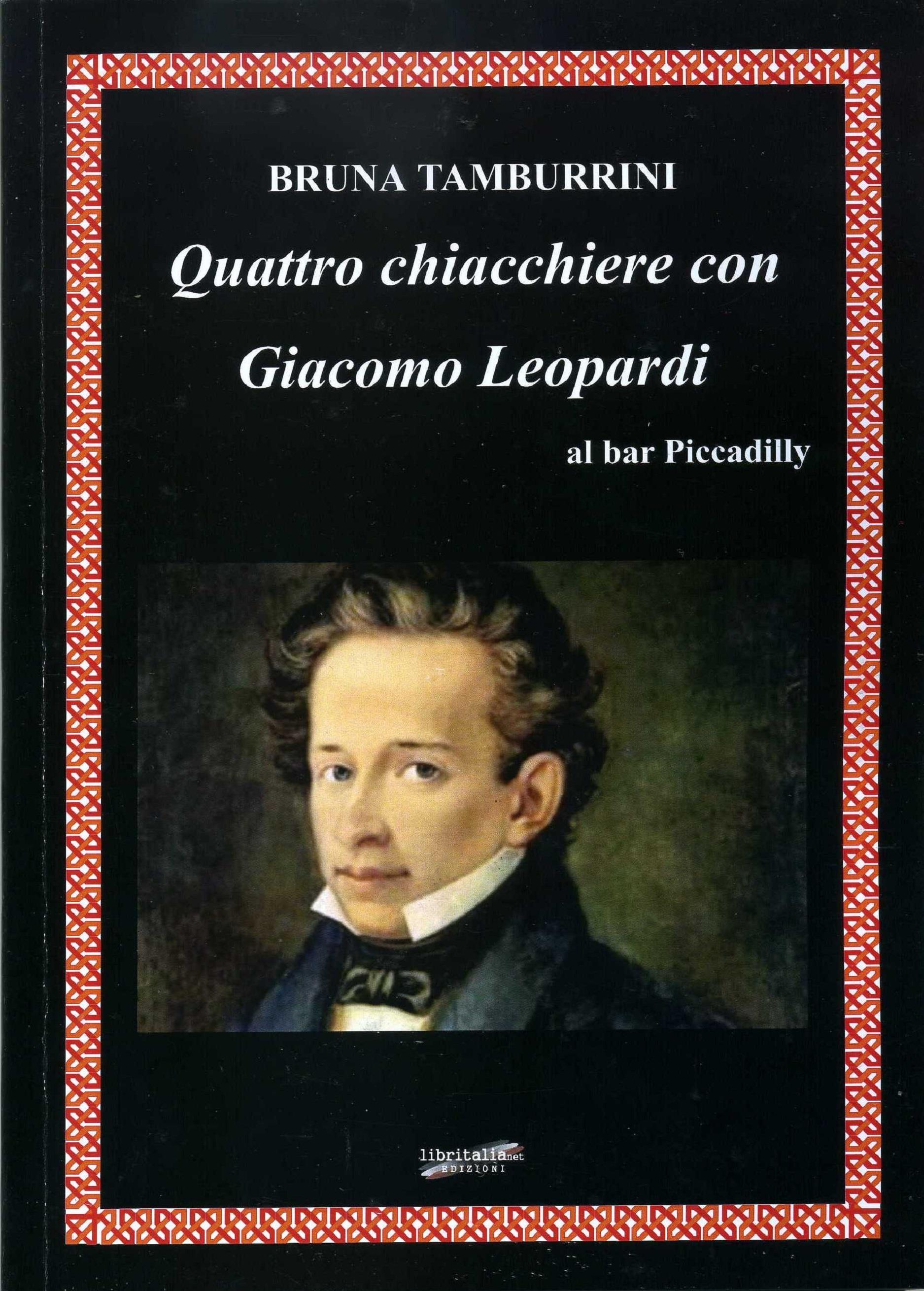 Quattro chiacchiere con Giacomo Leopardi al bar Piccadilly