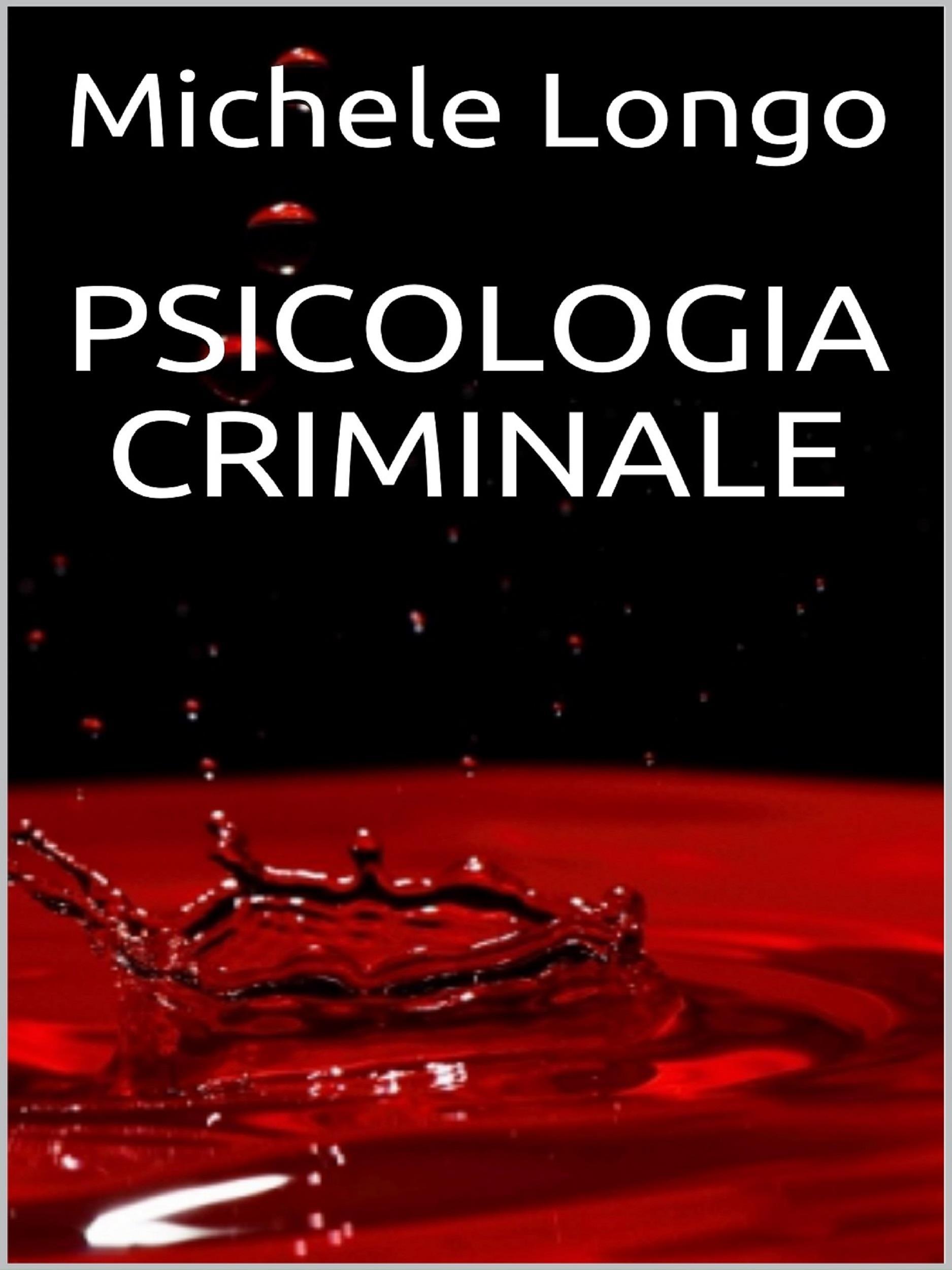 Psicologia criminale