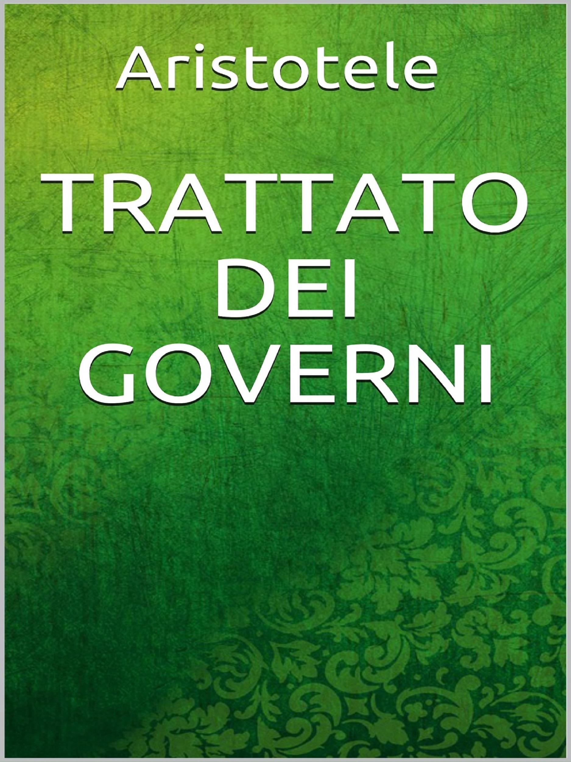 Trattato dei governi