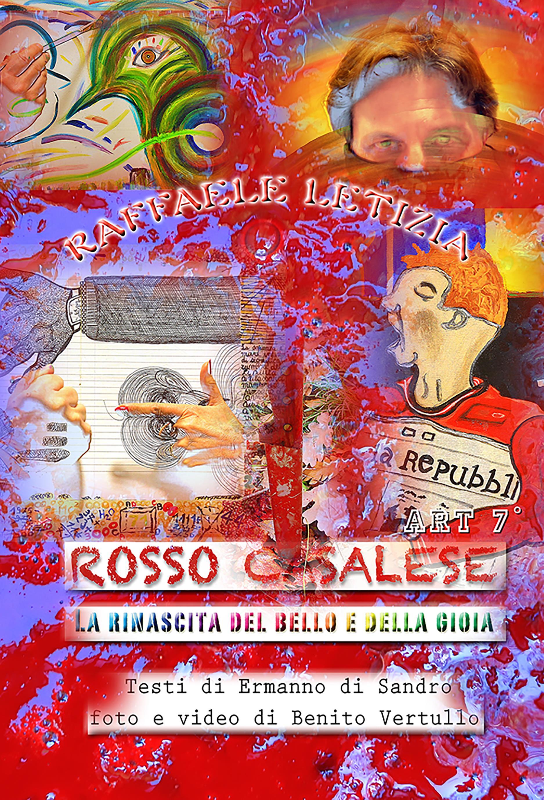 Rosso Casalese Art 7° Raffaele Letizia