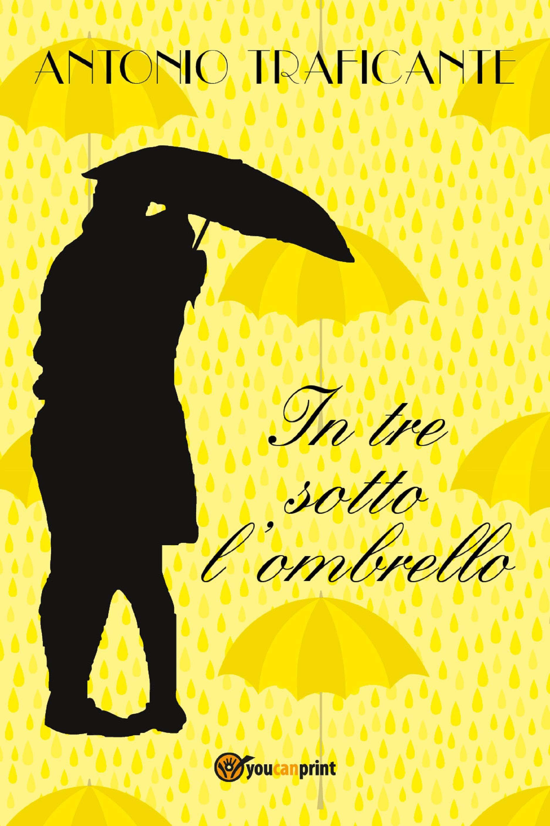 In tre sotto l'ombrello