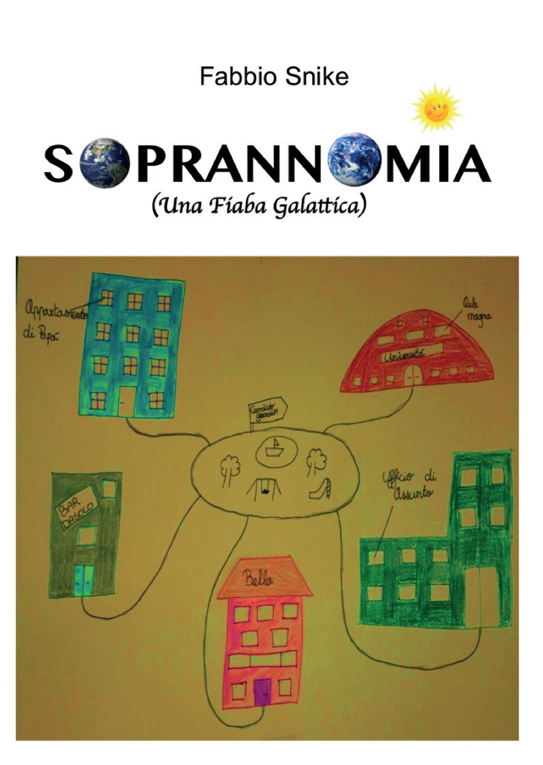 Soprannomia (Fiaba Galattica)