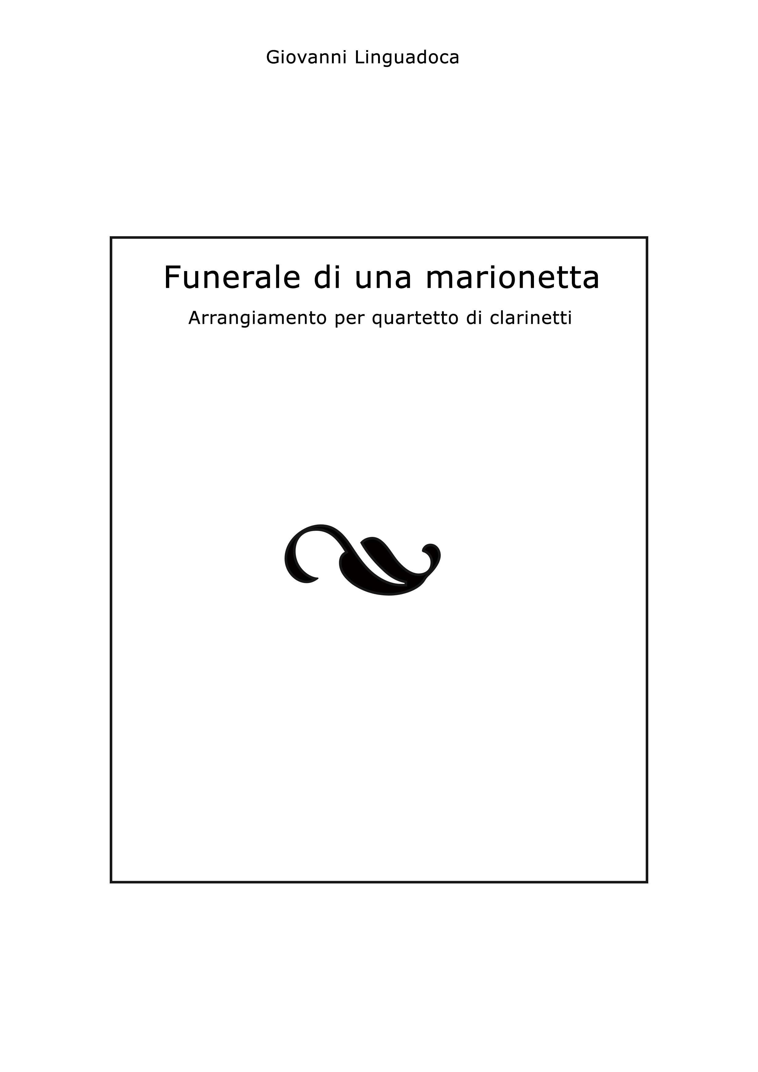 Funerale di una marionetta