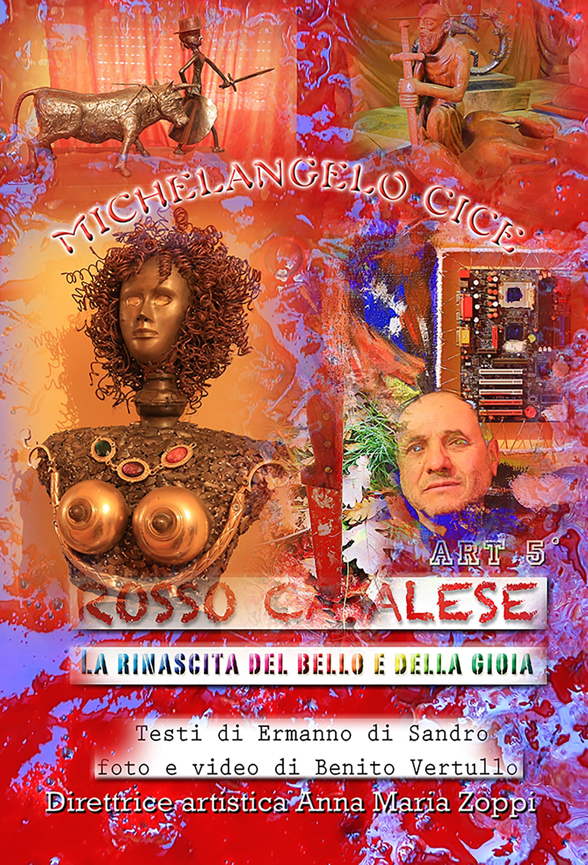 Rosso Casalese Art 5° Michelangelo Cice