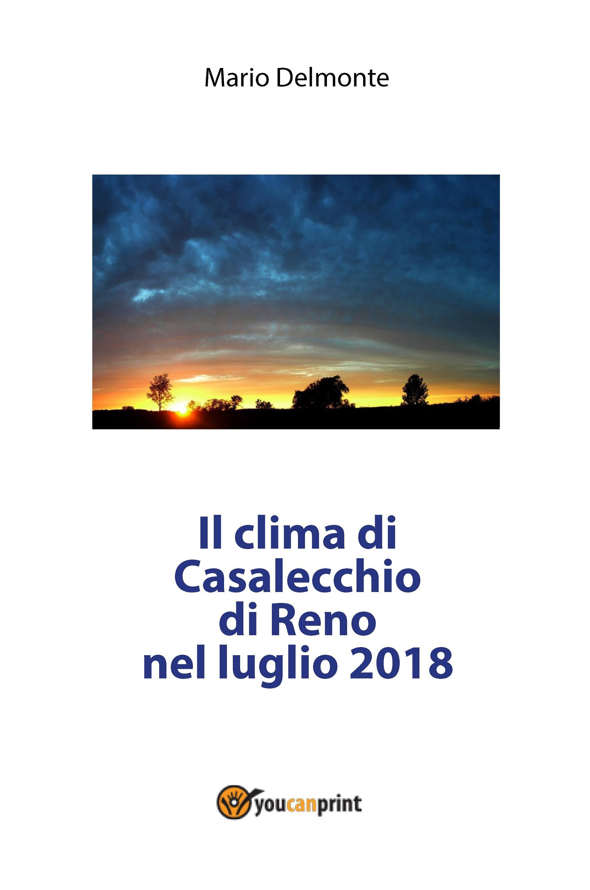 Il clima di Casalecchio di Reno nel luglio 2018
