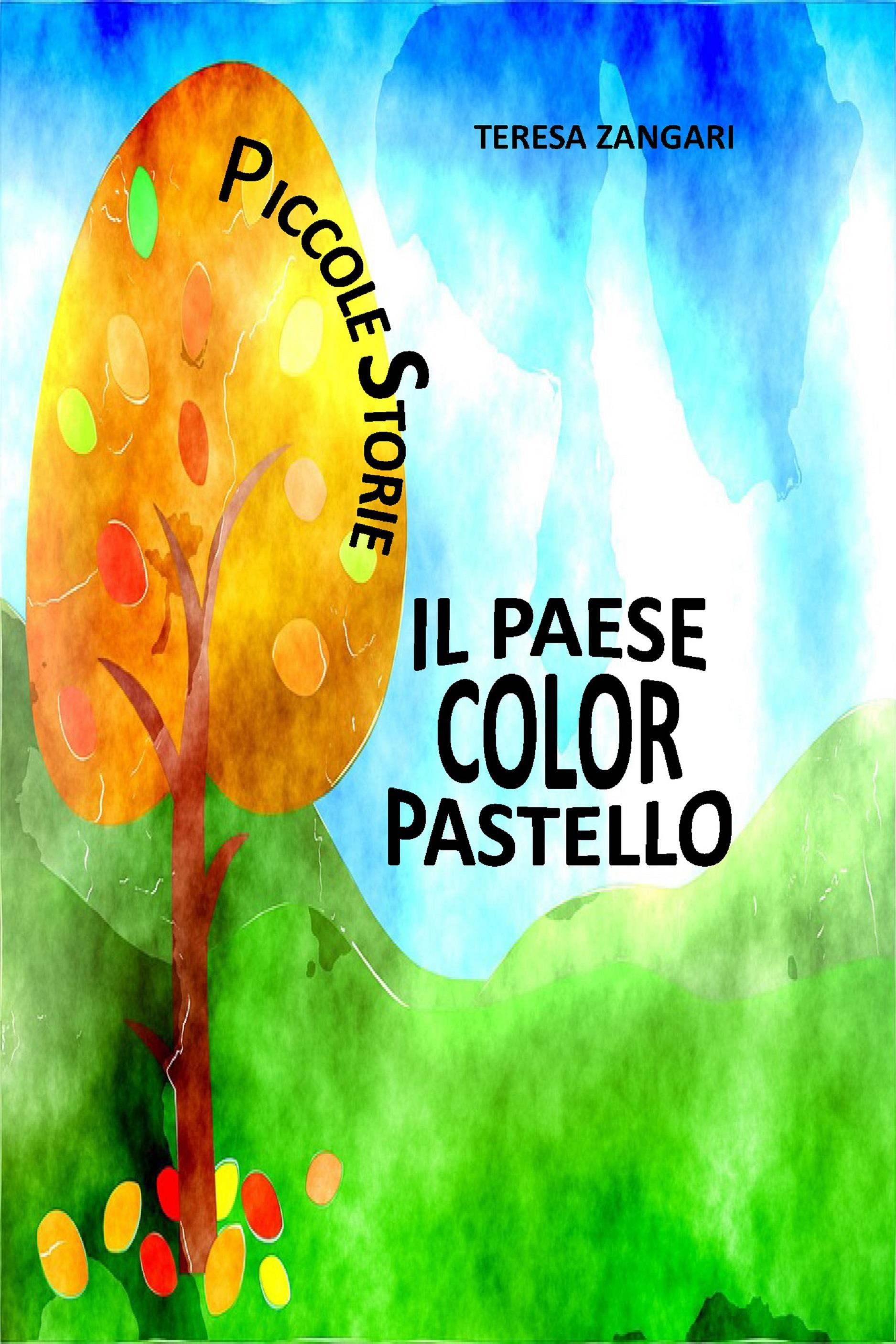 Il paese color pastello