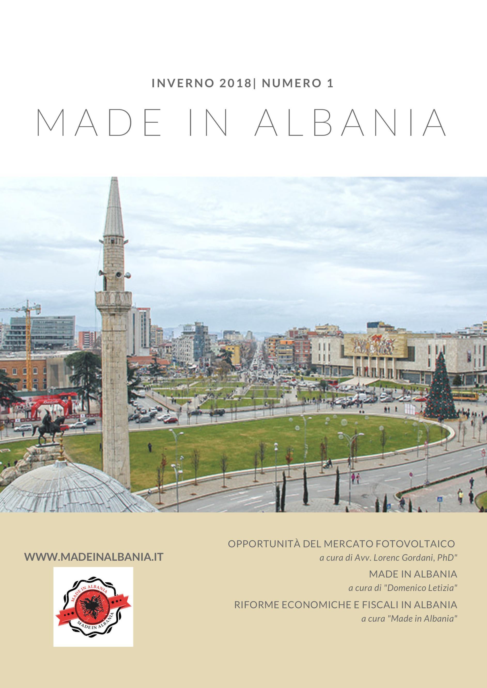 Made in Albania n 1