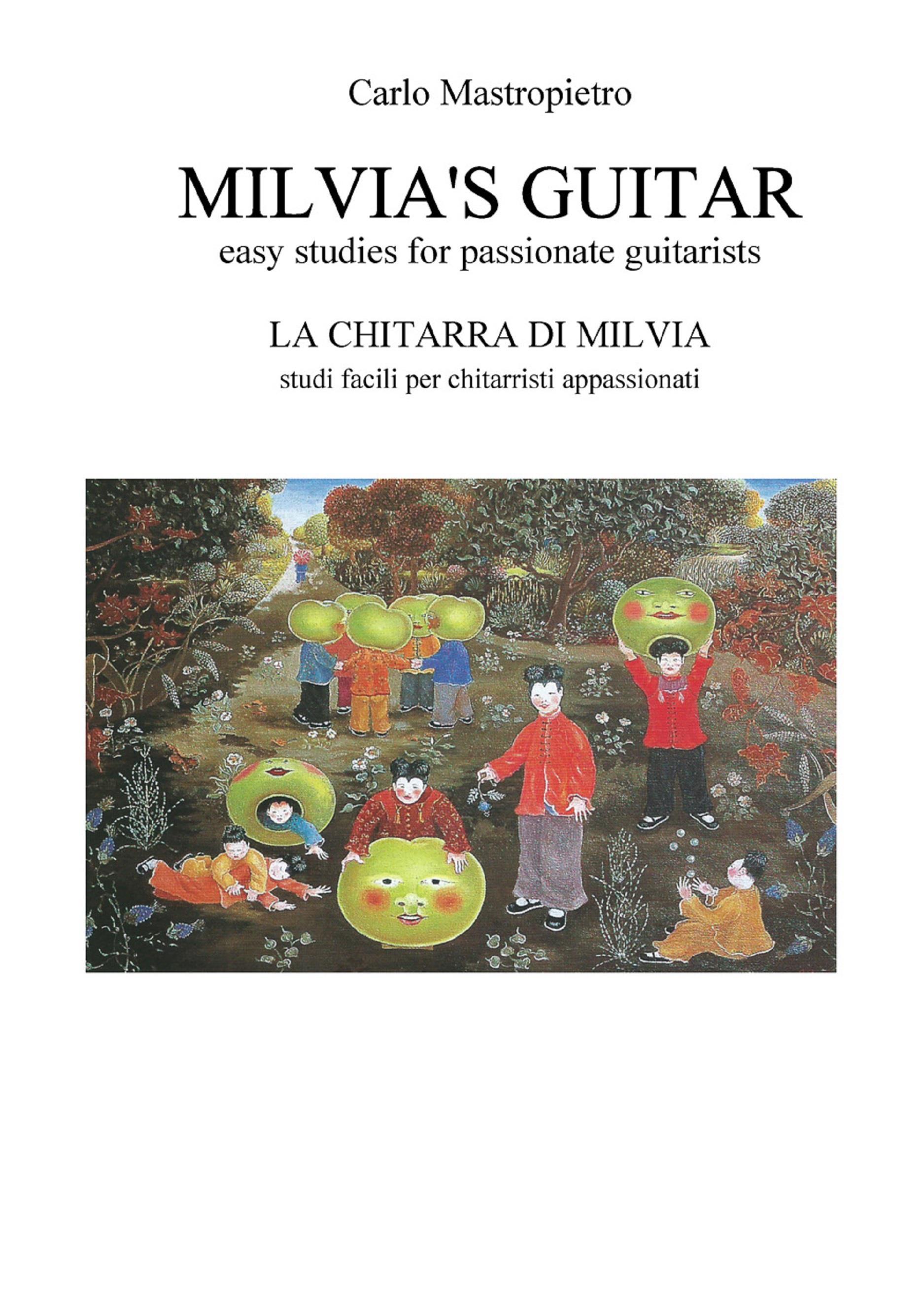 Milvia's Guitar - La chitarra di Milvia