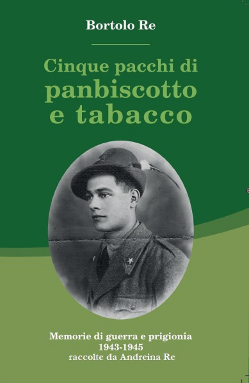 Cinque pacchi di panbiscotto e tabacco