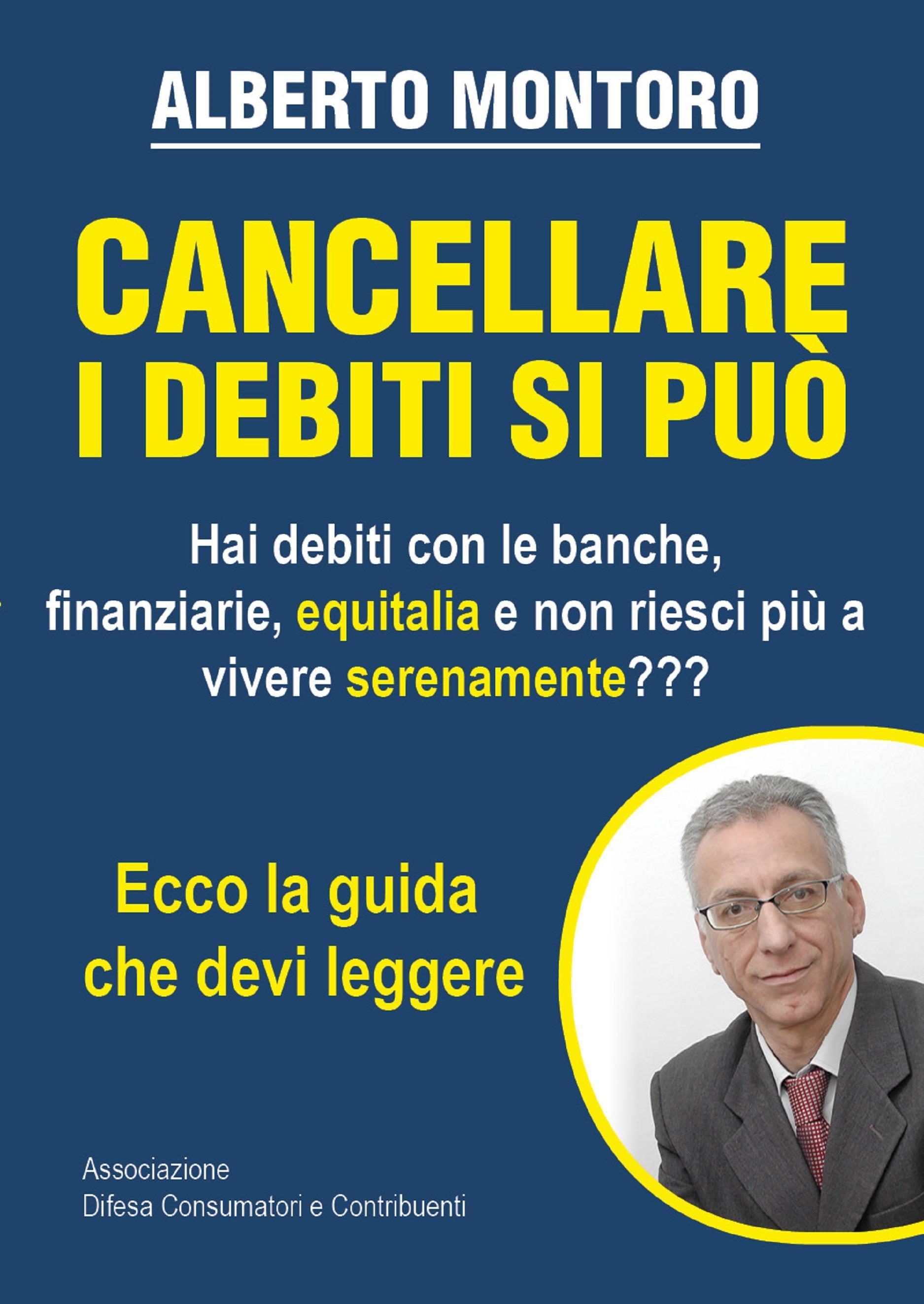 Cancellare i debiti si può