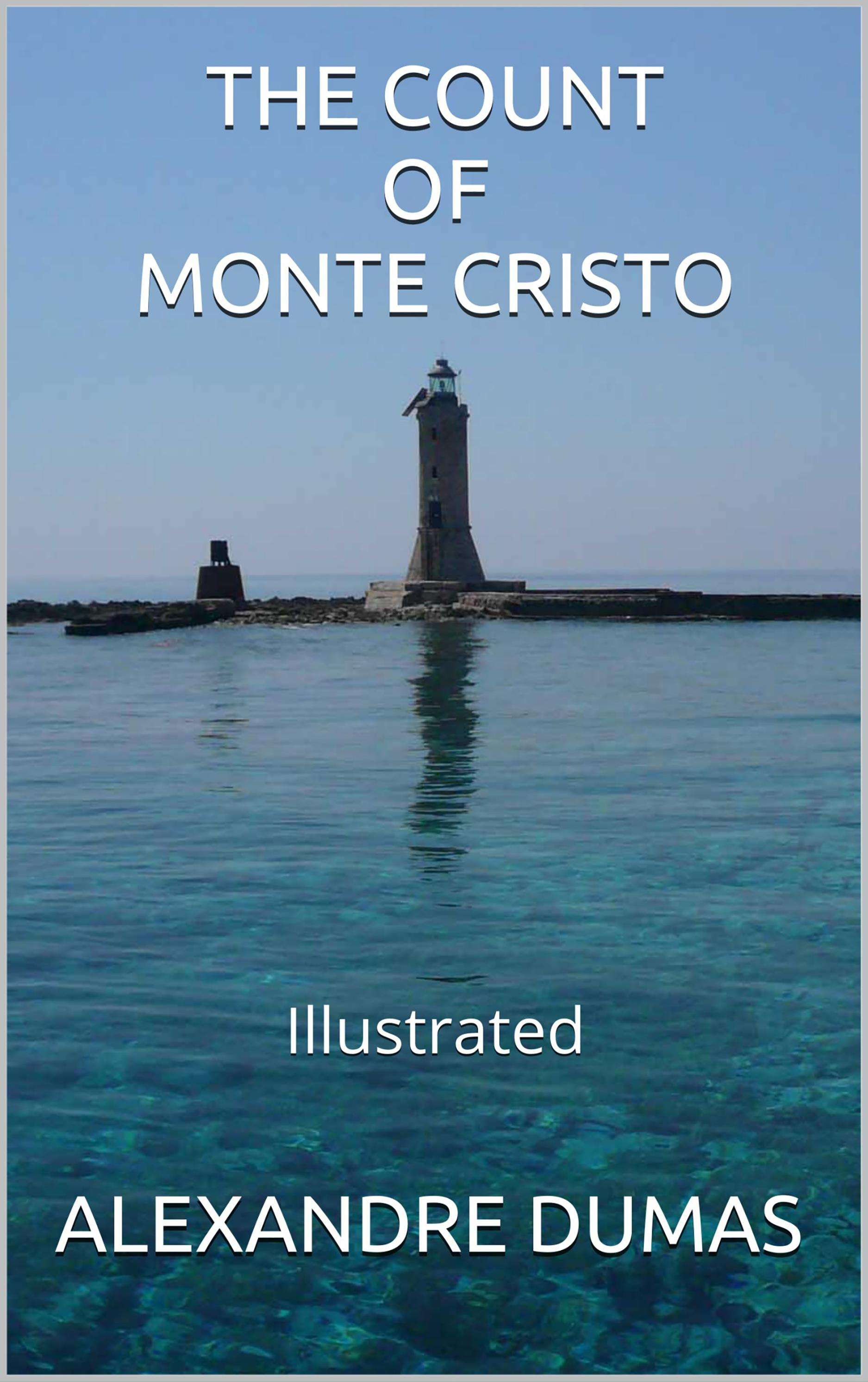 The Count of Monte Cristo -  Illustrated