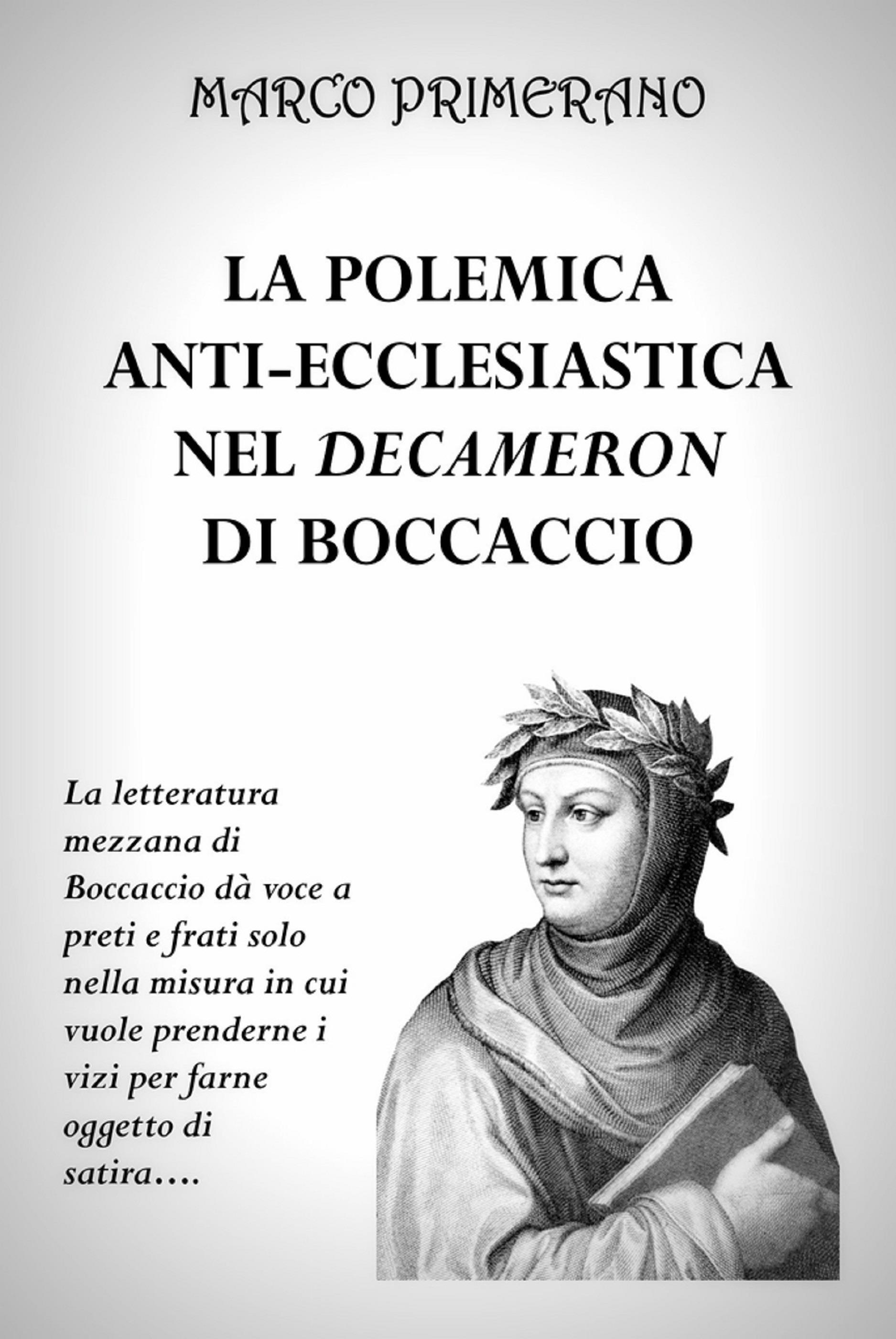 La polemica anti-ecclesiastica nel Decameron di Boccaccio