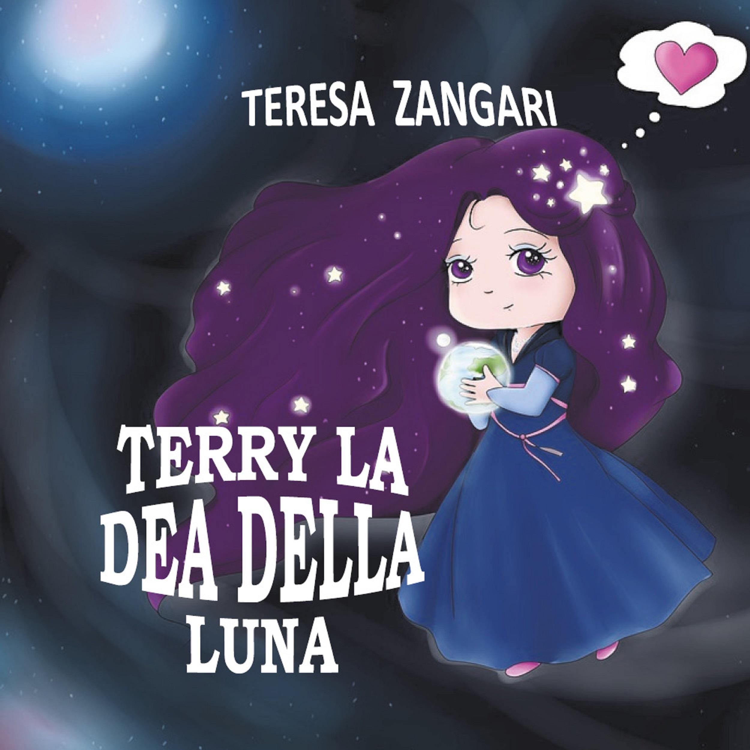 Terry la dea della luna