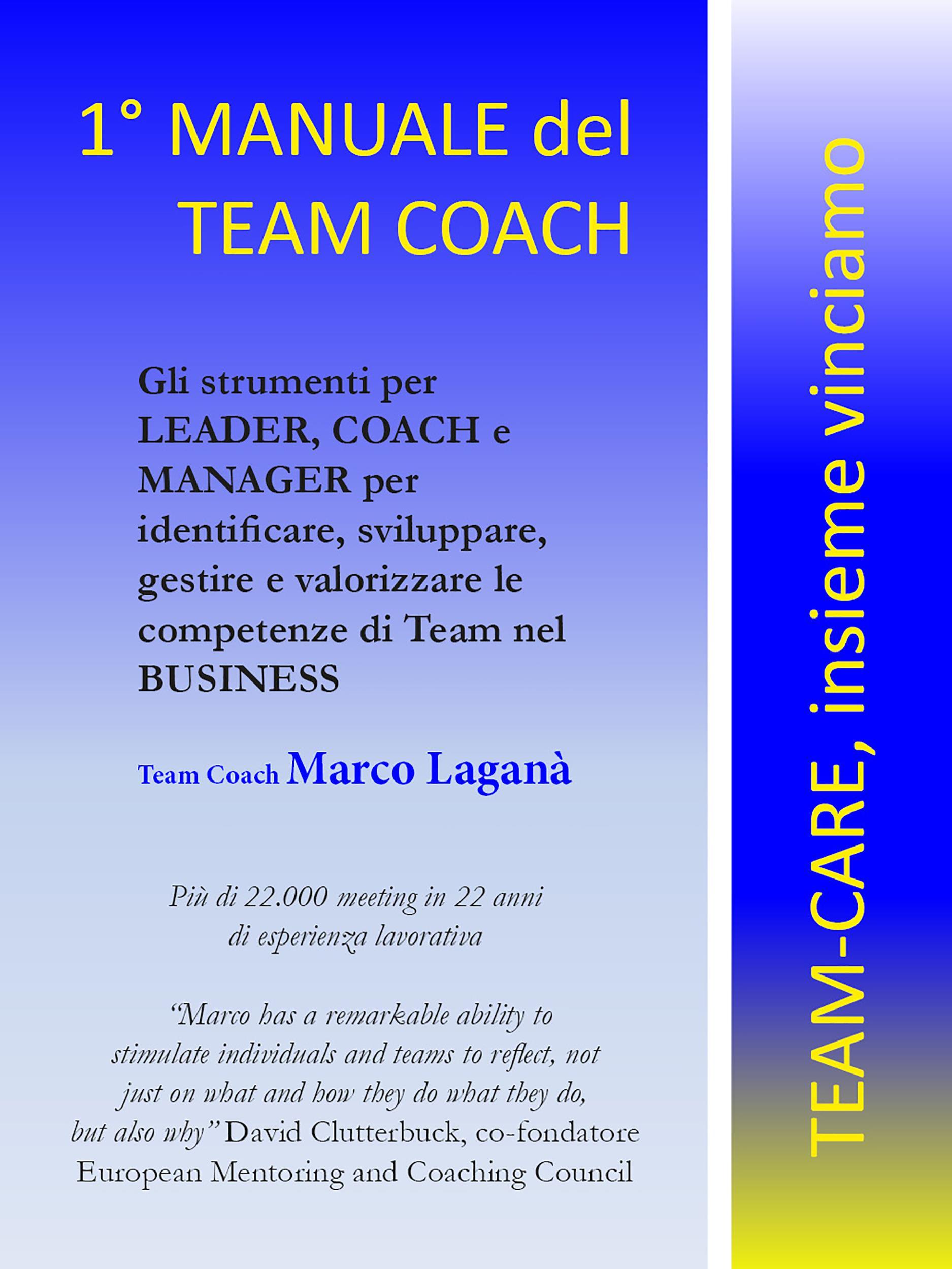 Il Manuale del team Coach