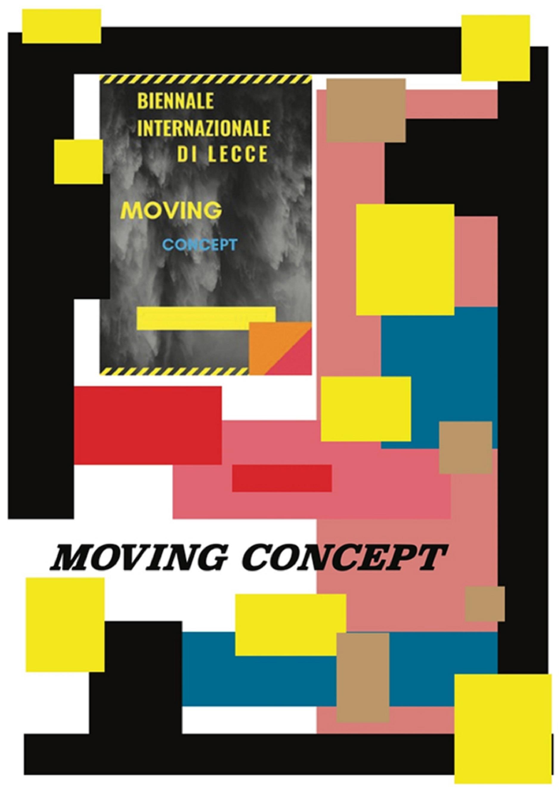 """Moving Concept """"Biennale internazionale di Lecce"""""""