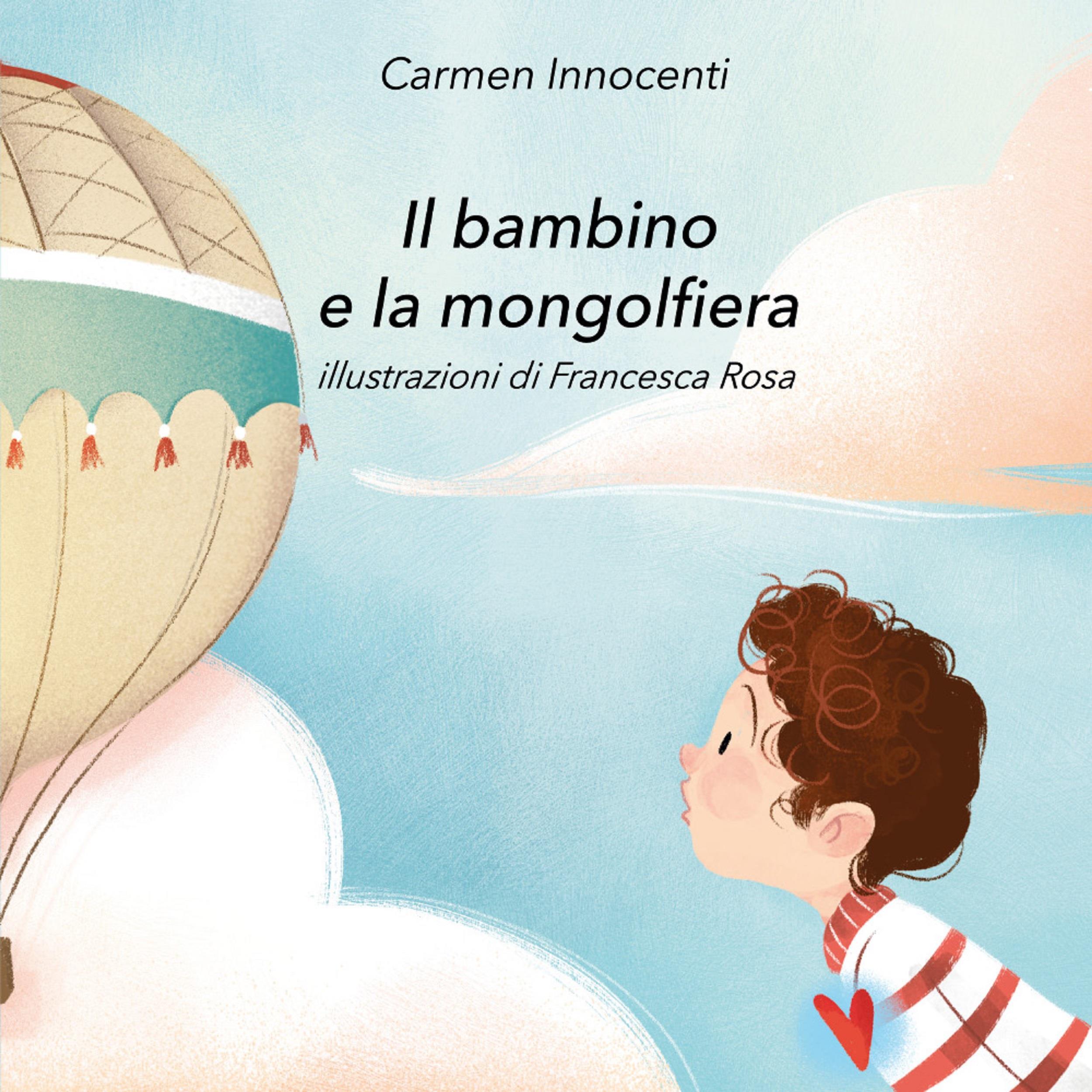 Il bambino e la mongolfiera - La mamma e la mongolfiera