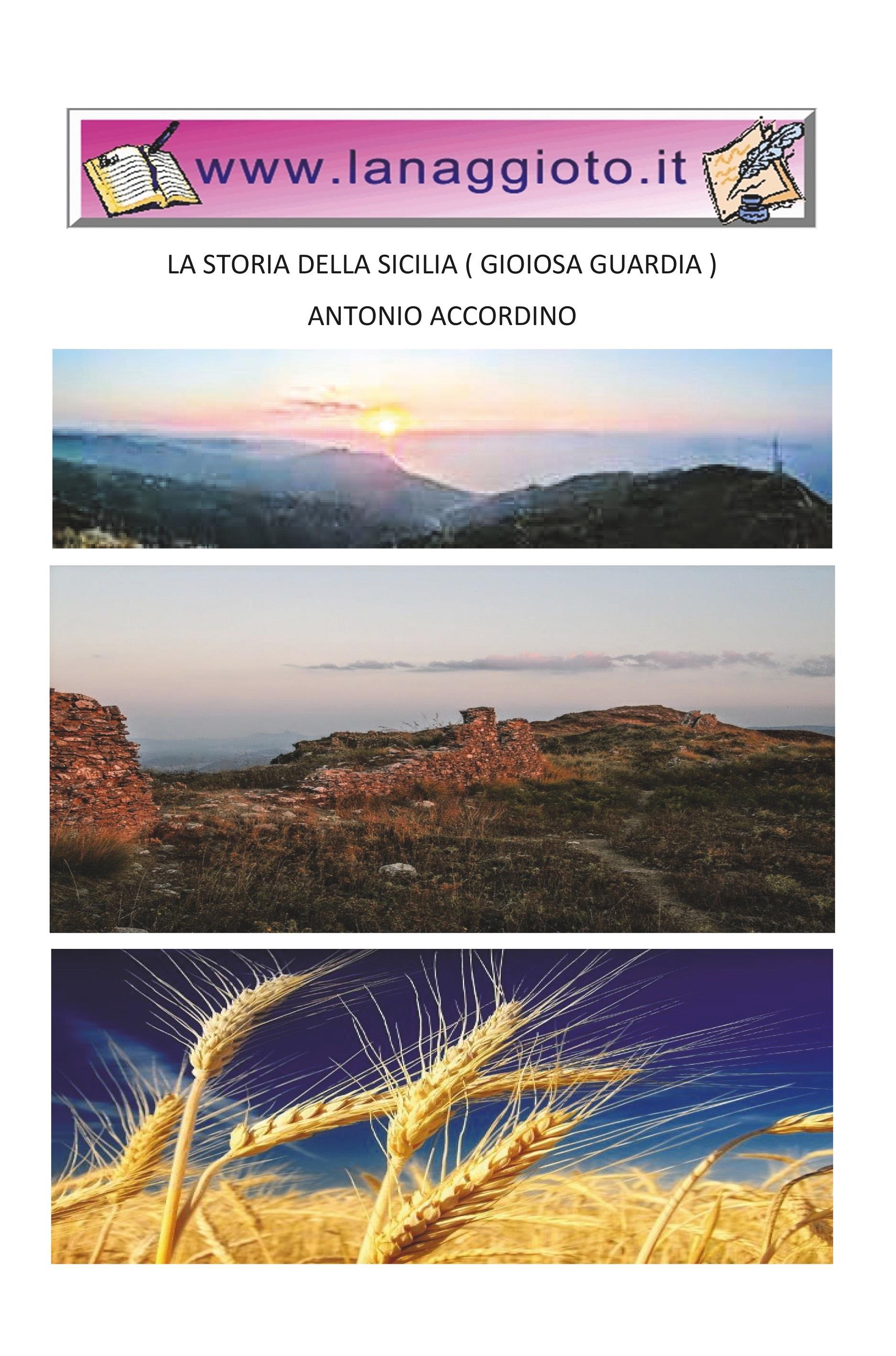 La storia della Sicilia (Gioiosa Guardia)