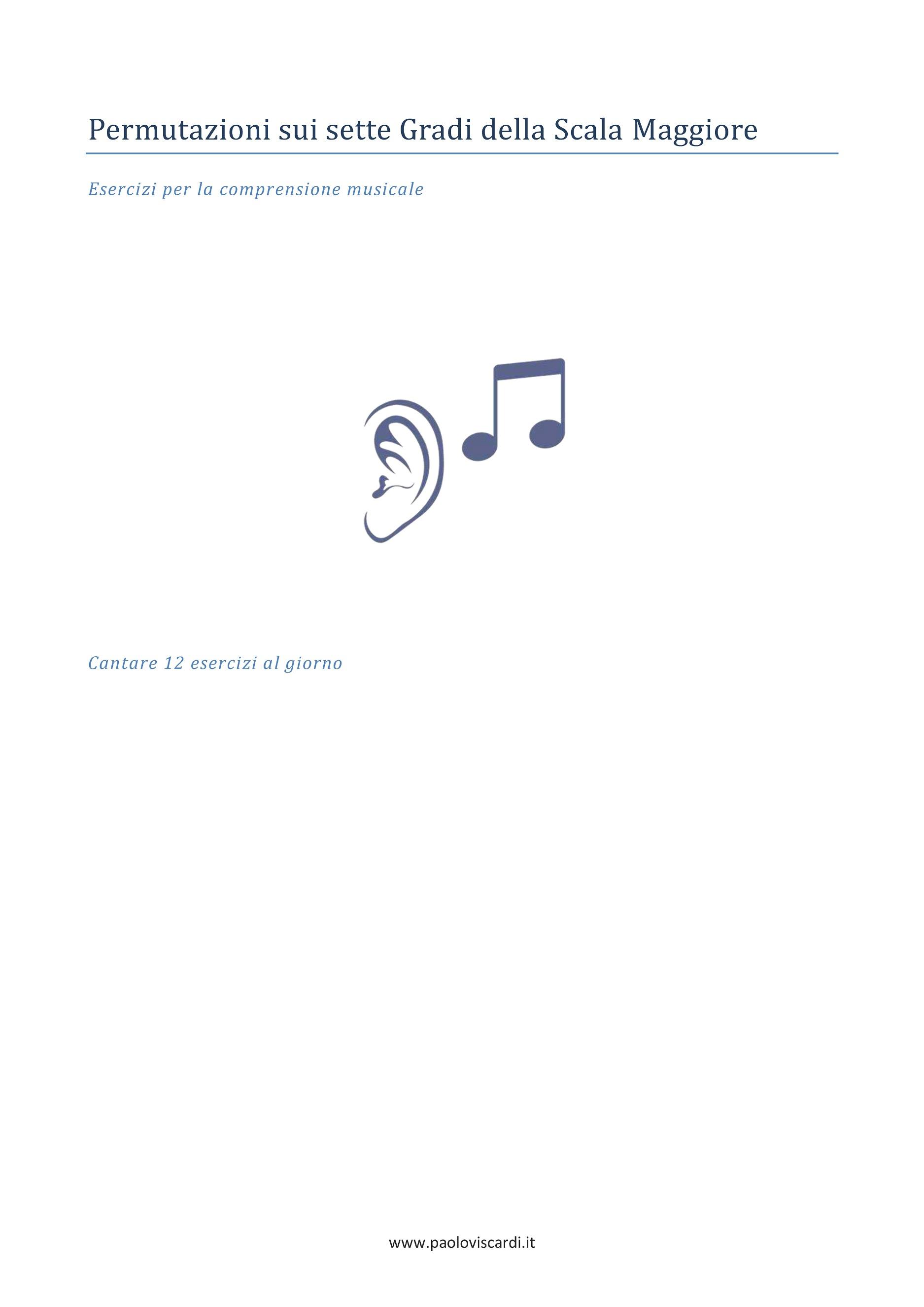 Ear Training Permutation