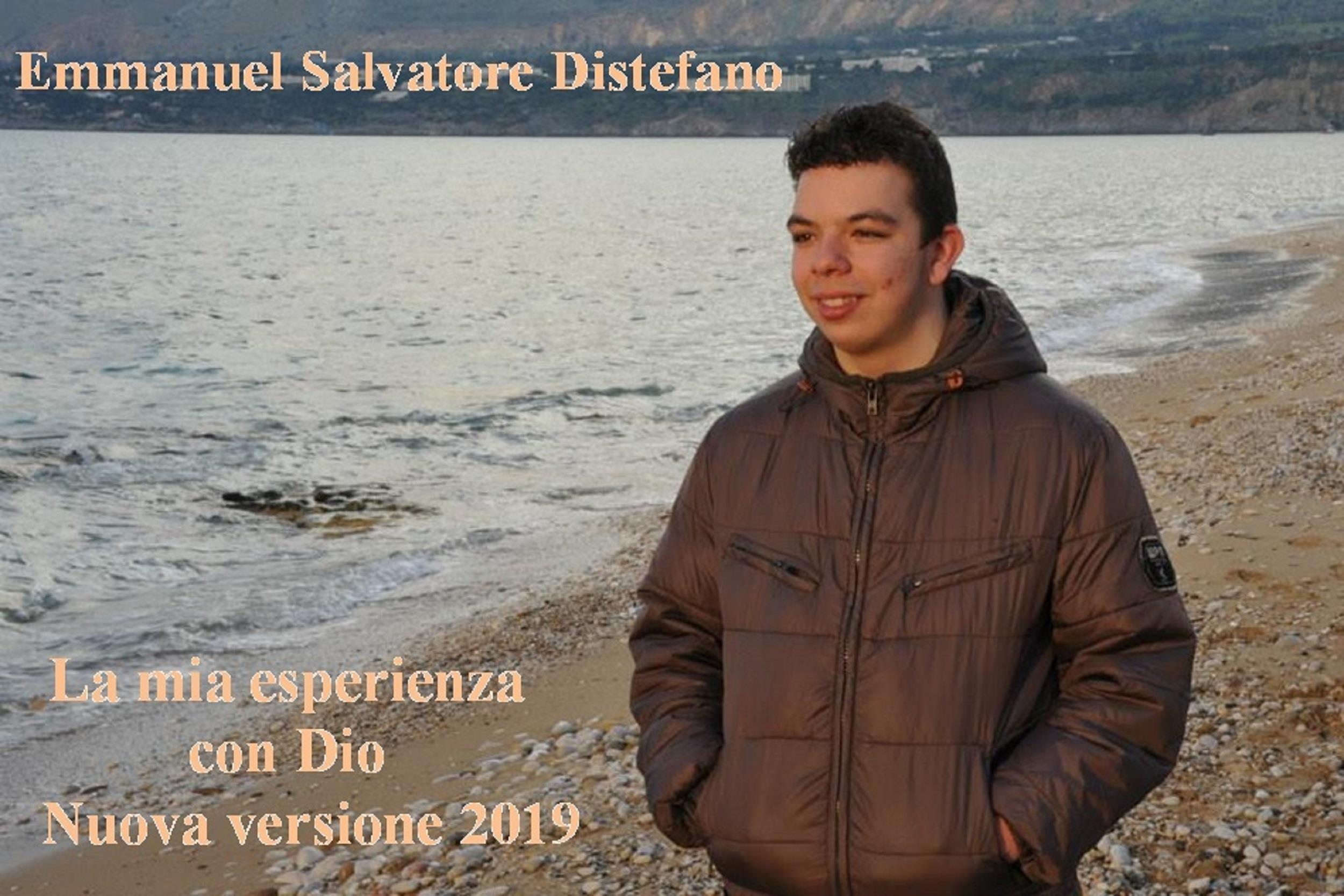 La mia esperienza con Dio