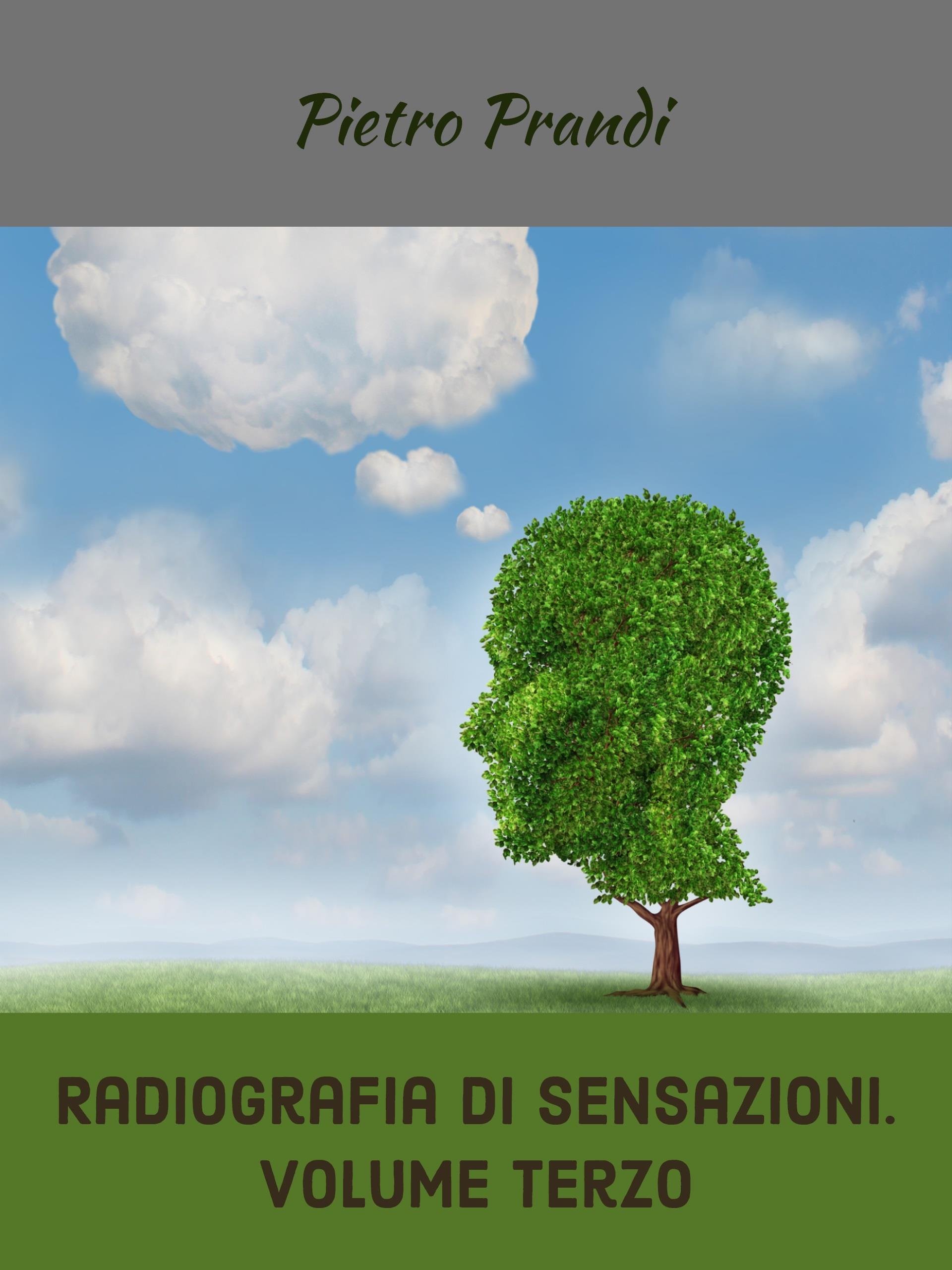 Radiografia di sensazioni. Volume terzo