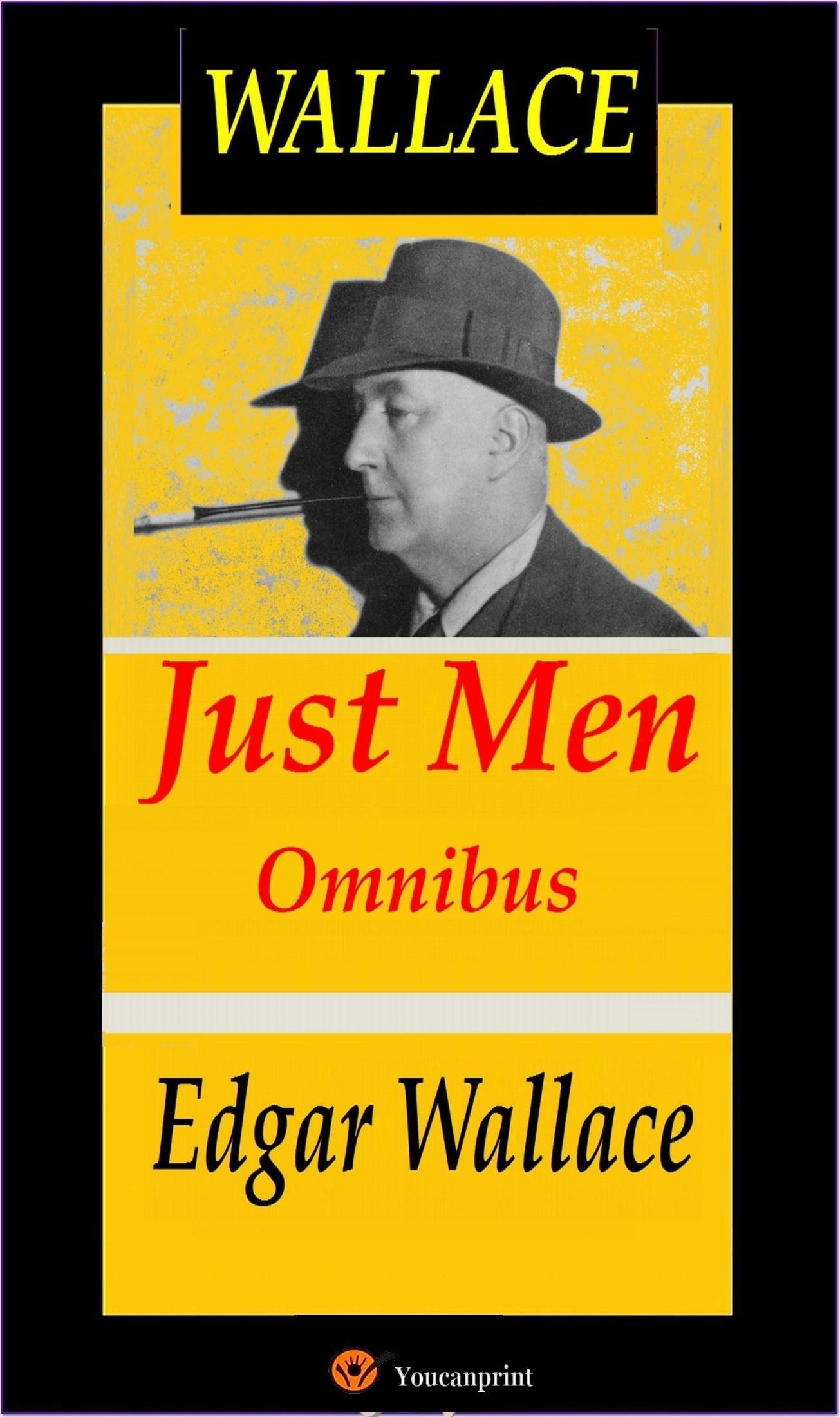Just Men Omnibus (Complete collection)