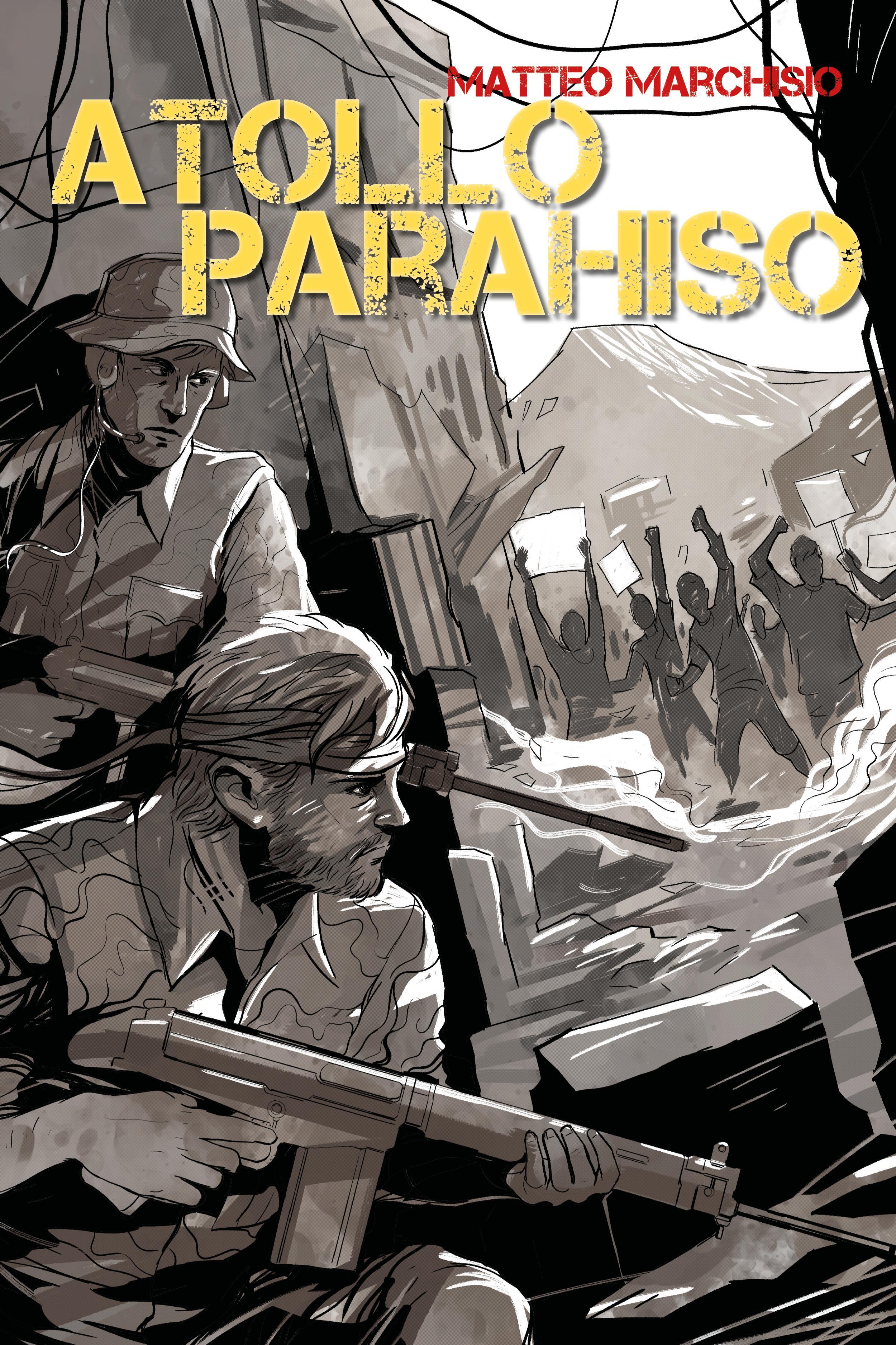 DOSSIER HATEFIELD: Atollo Parahiso [5 di 5]