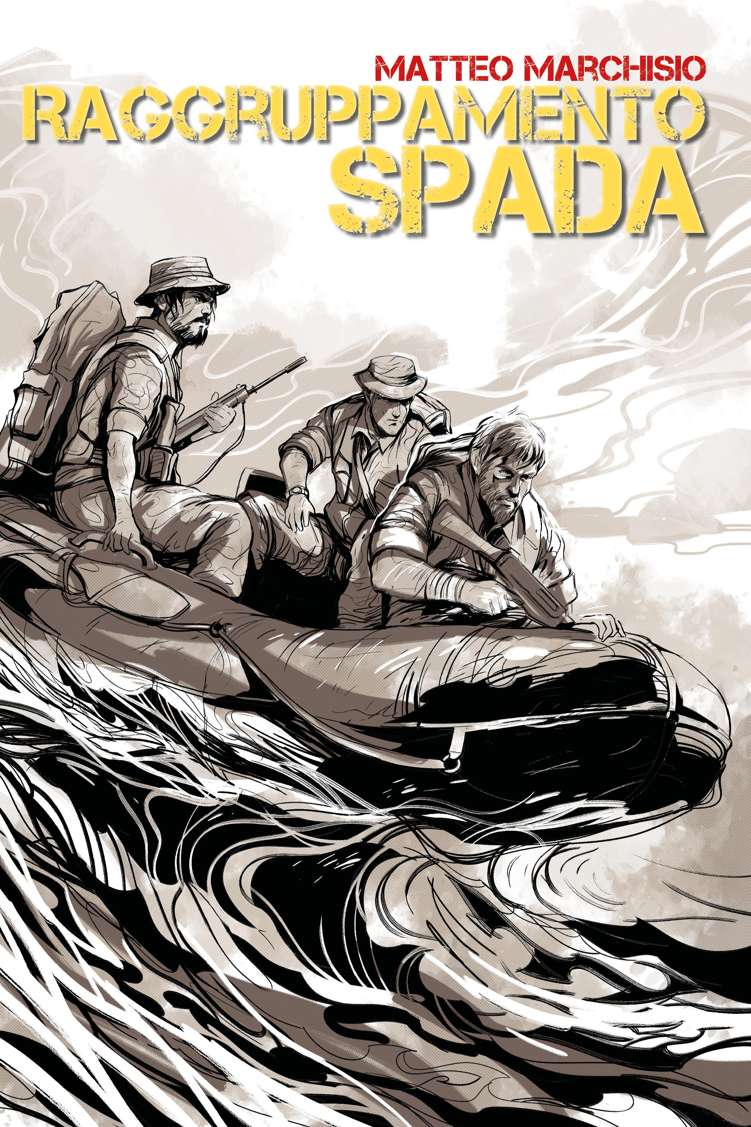 DOSSIER HATEFIELD : Raggruppamento Spada [4 di 5]