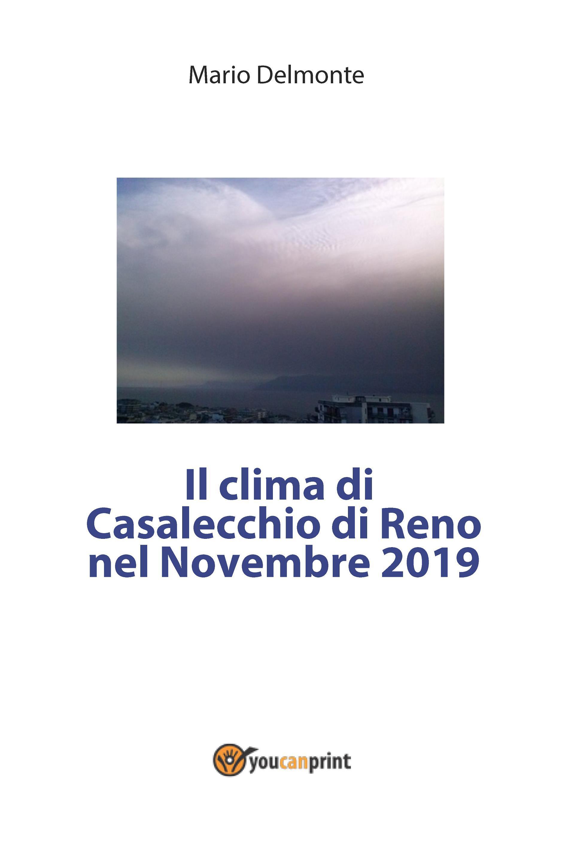 Il clima di Casalecchio Di Reno nel novembre 2019