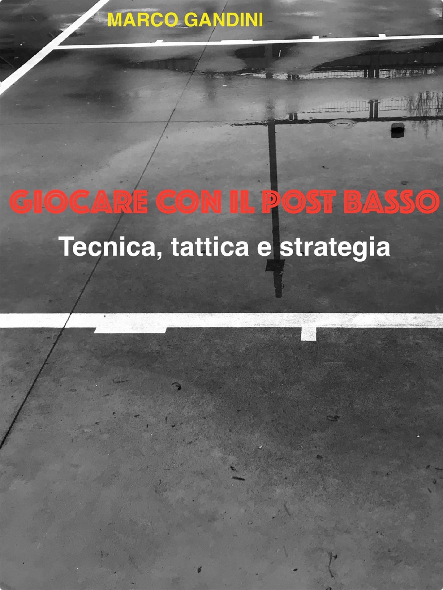 Giocare con il post basso - tecnica, tattica e strategia