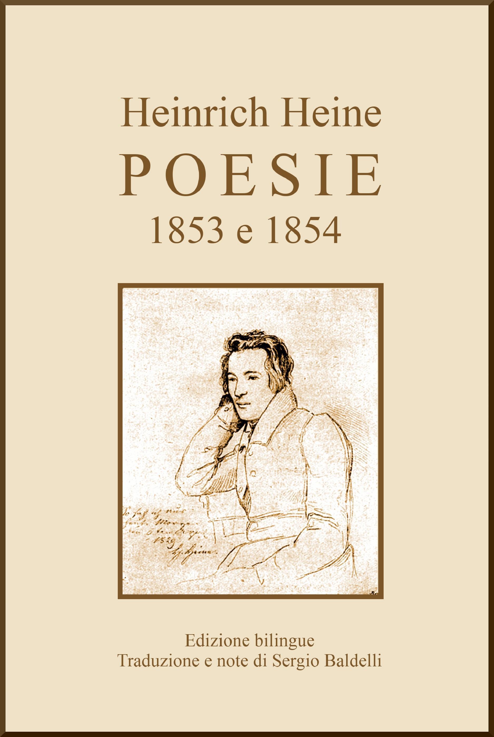 Poesie. 1853 e 1854
