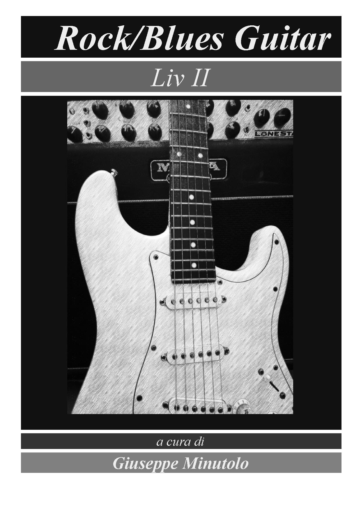 Rock Blues Guitar Liv II
