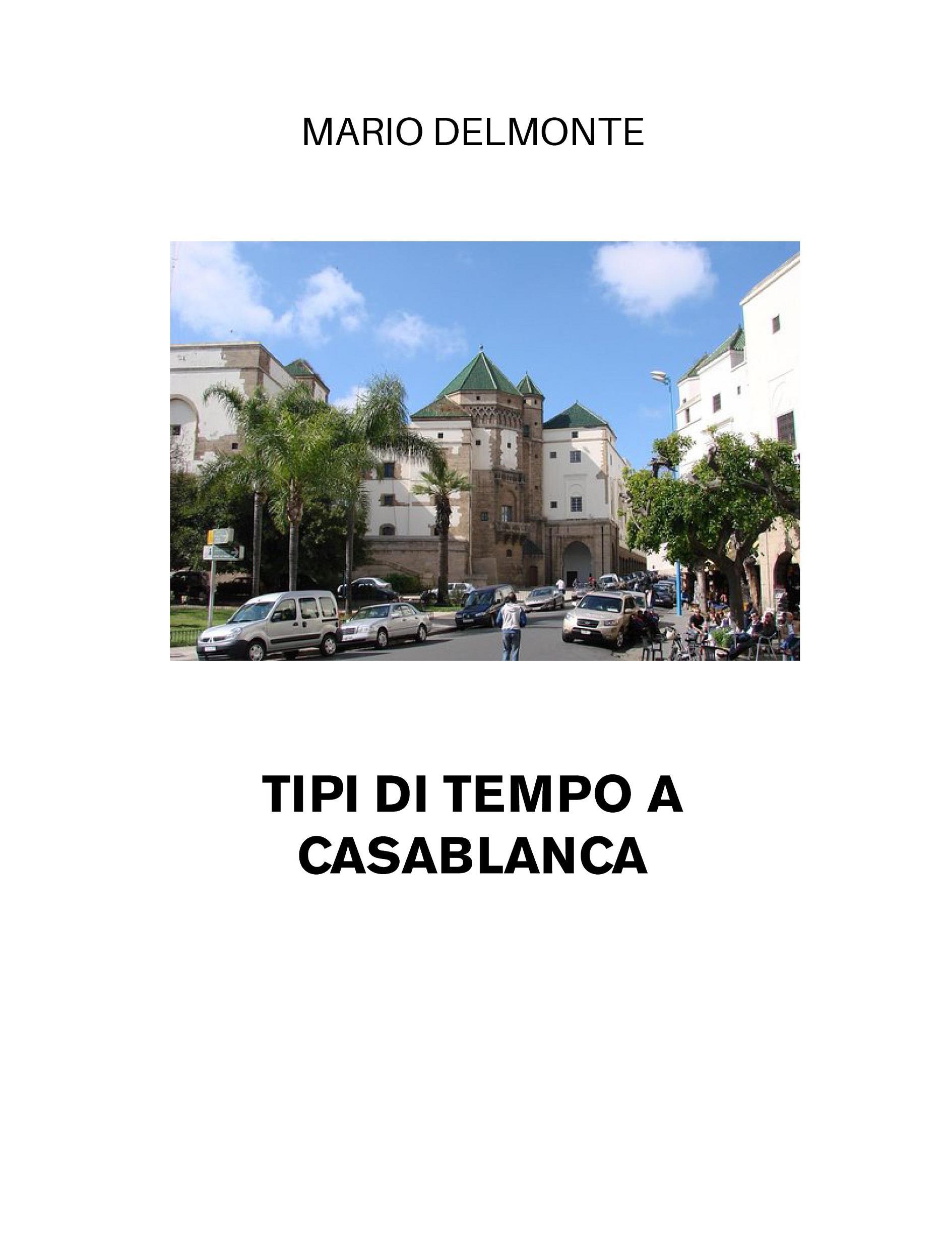 Tipi Di Tempo A Casablanca