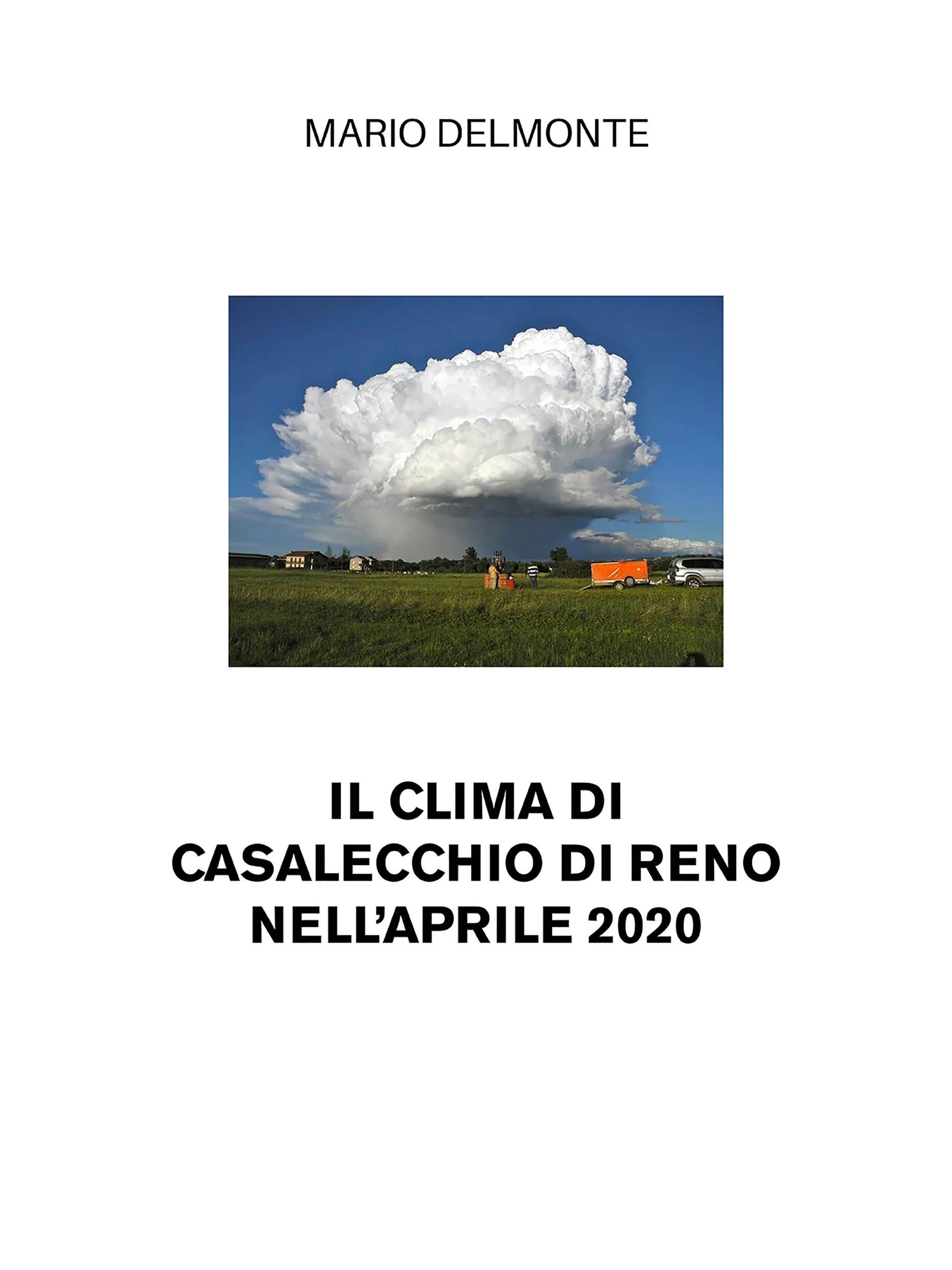 Il clima di Casalecchio di Reno nell'aprile 2020