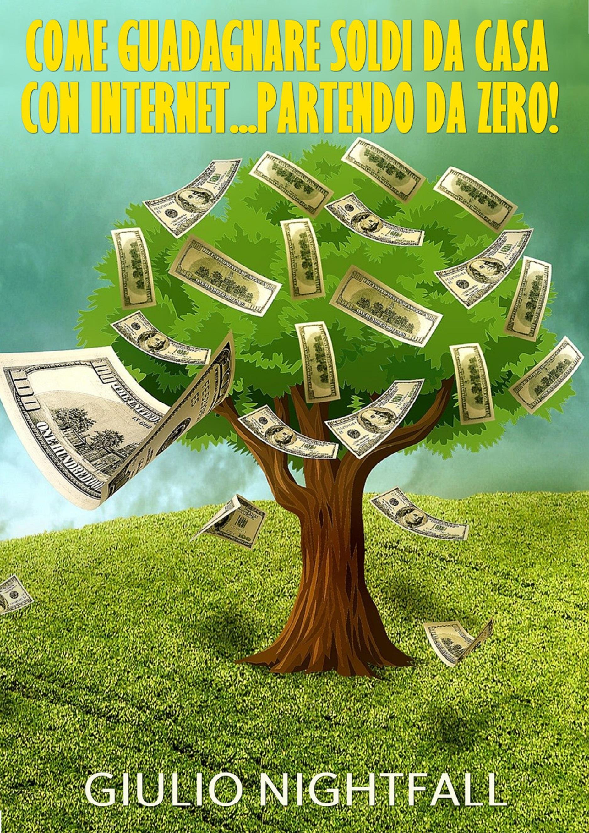 Come guadagnare soldi online...partendo da Zero!