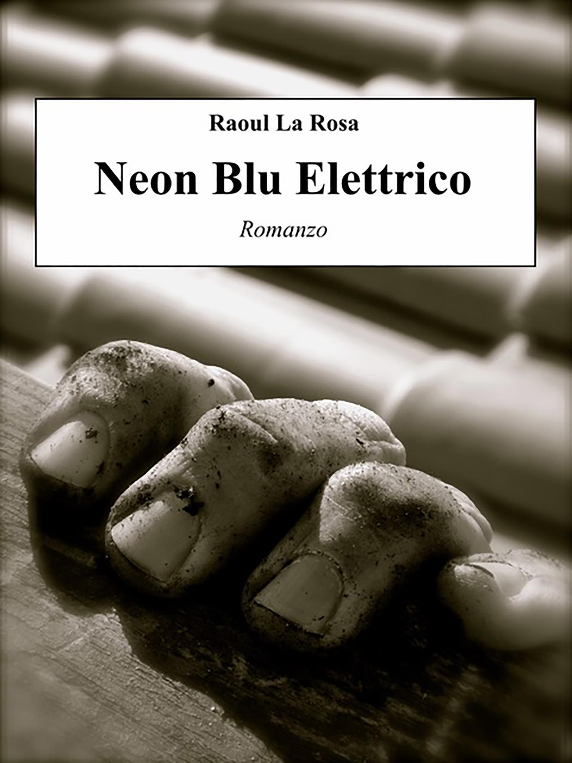 Neon blu elettrico