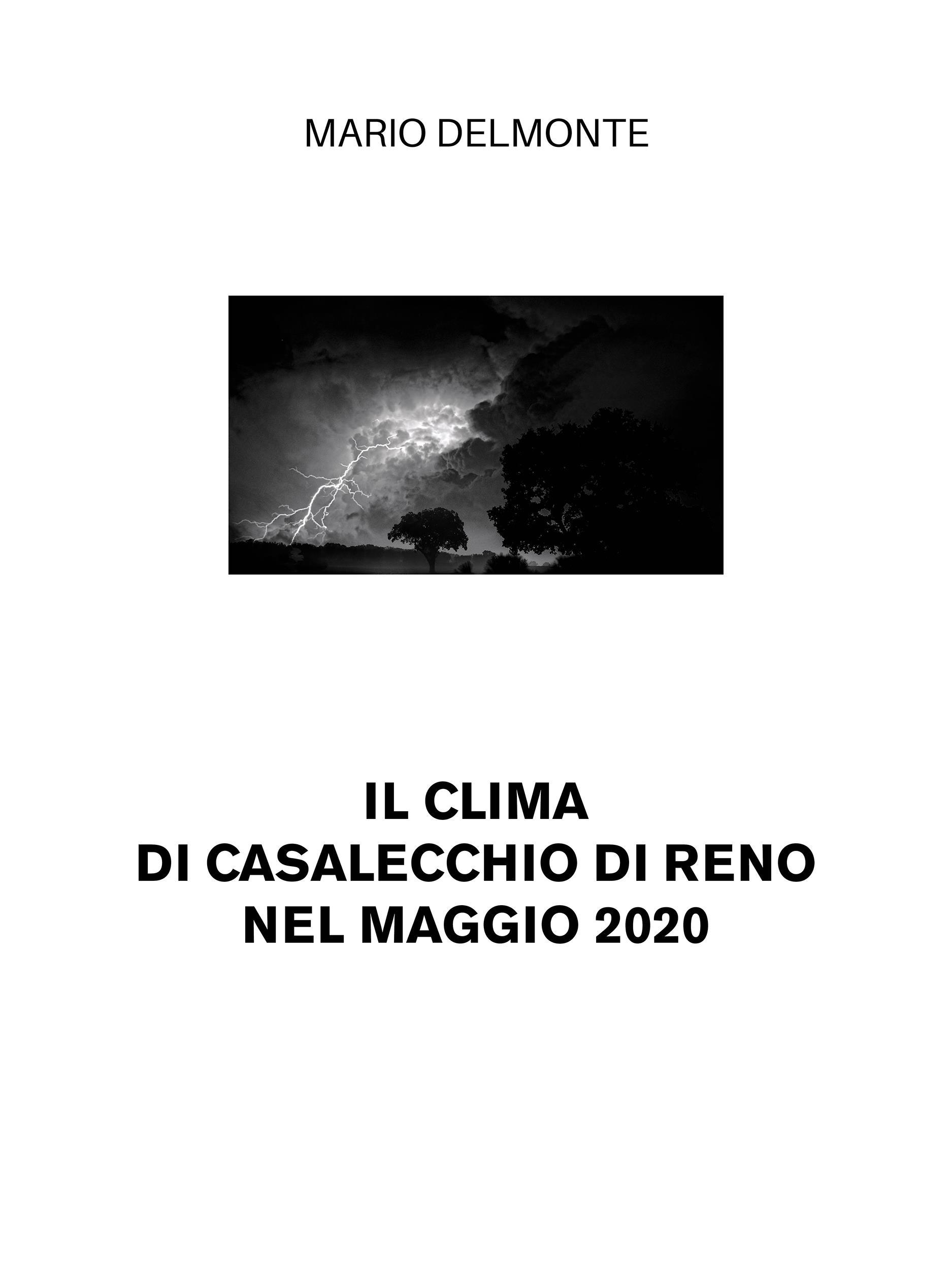 Il clima di Casalecchio di Reno nel maggio 2020