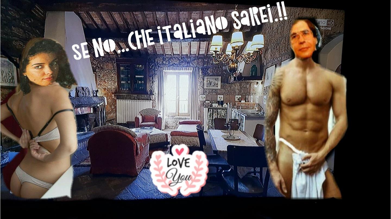 Se no... che italiano sarei...!!!