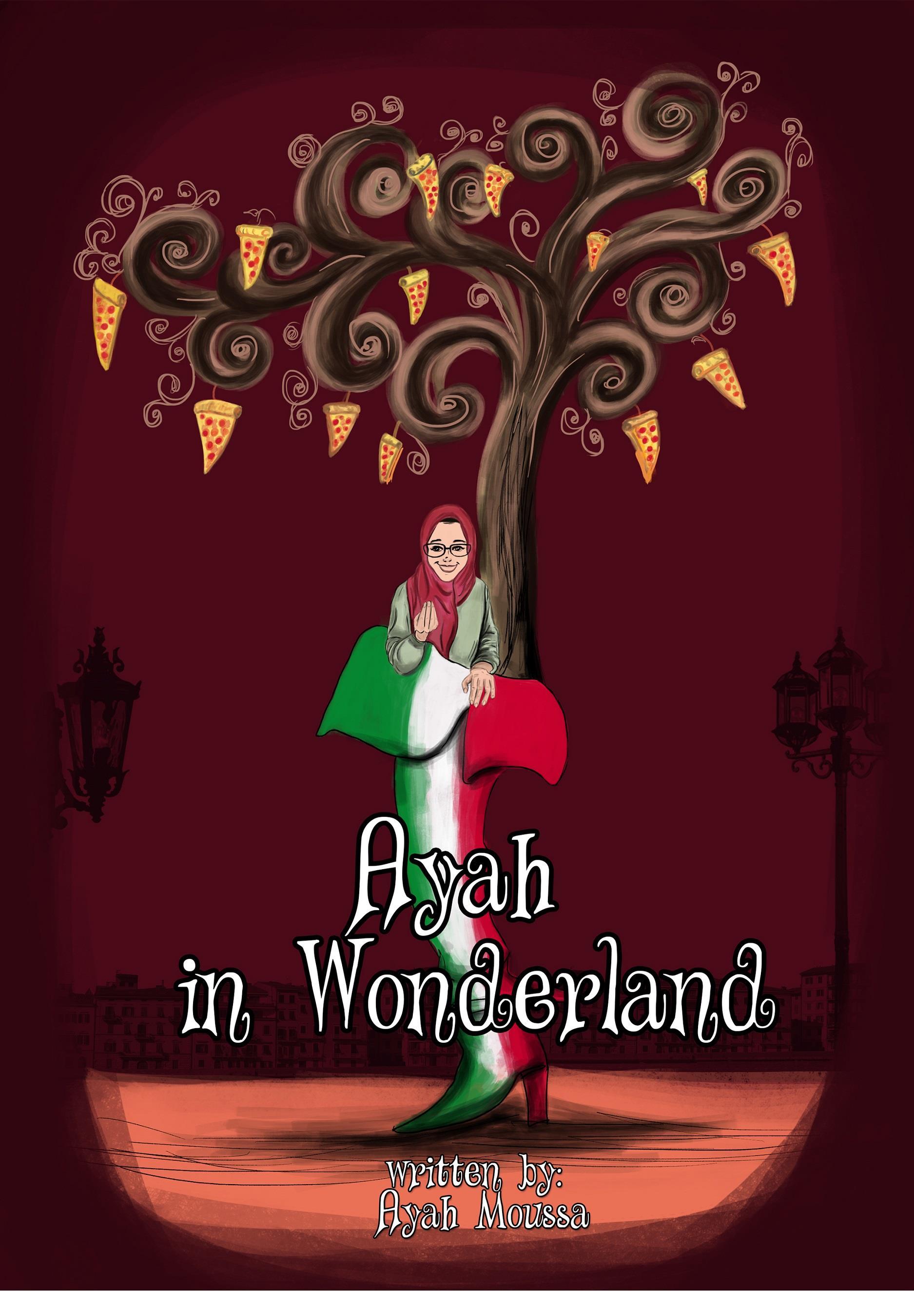 Ayah in Wonderland - English version
