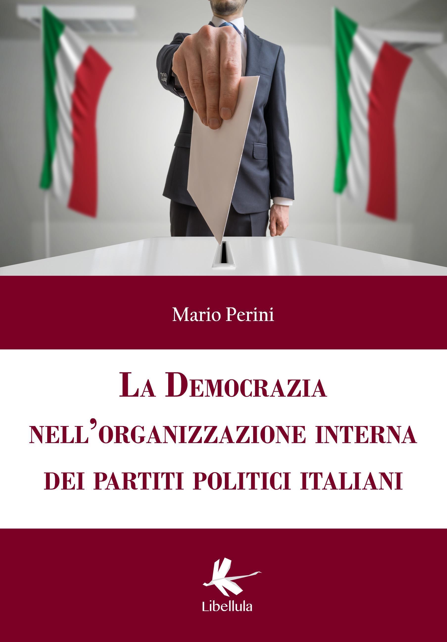 La democrazia nell'organizzazione interna dei partiti politici italiani