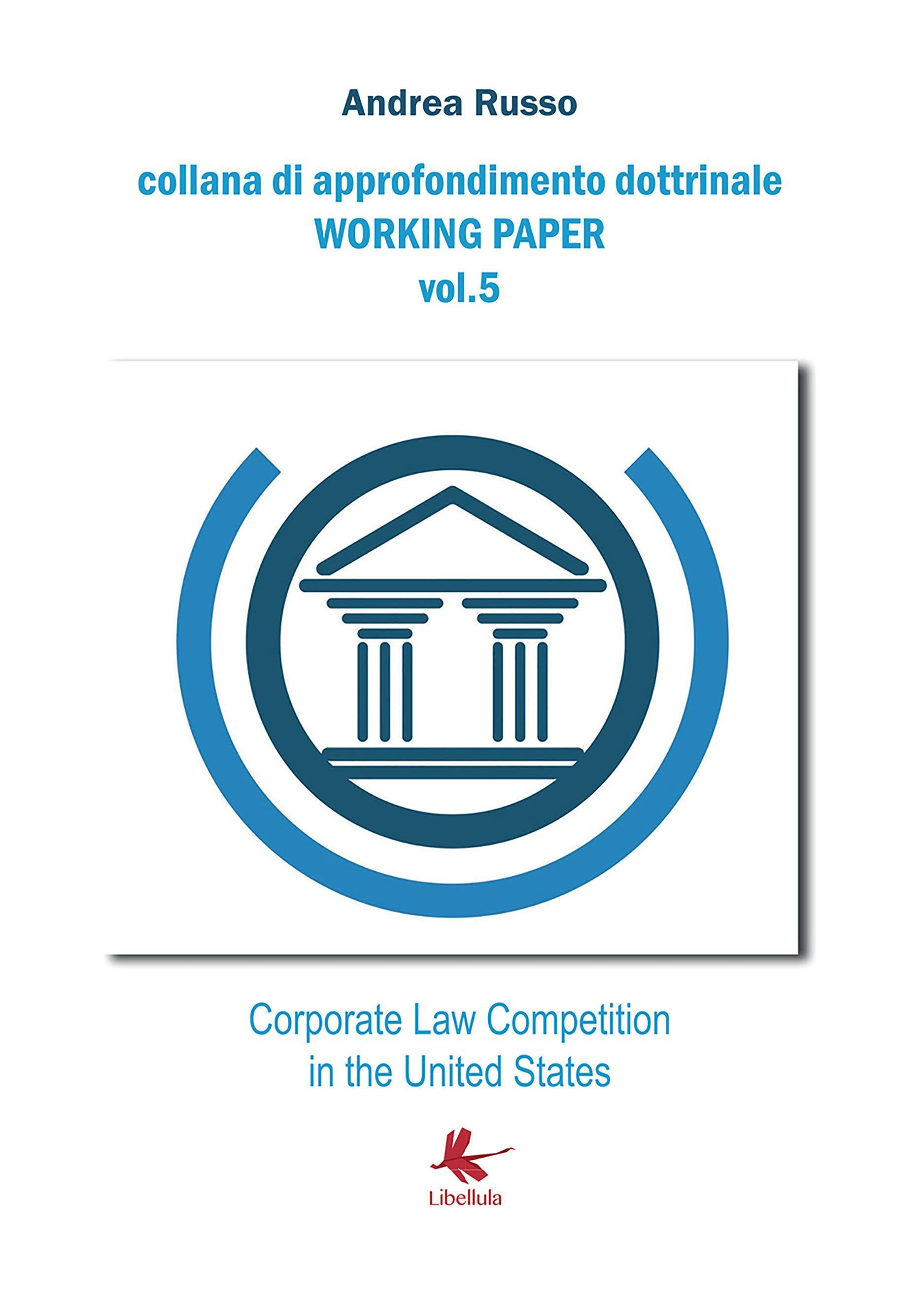 Corporate Law Competition in the United States