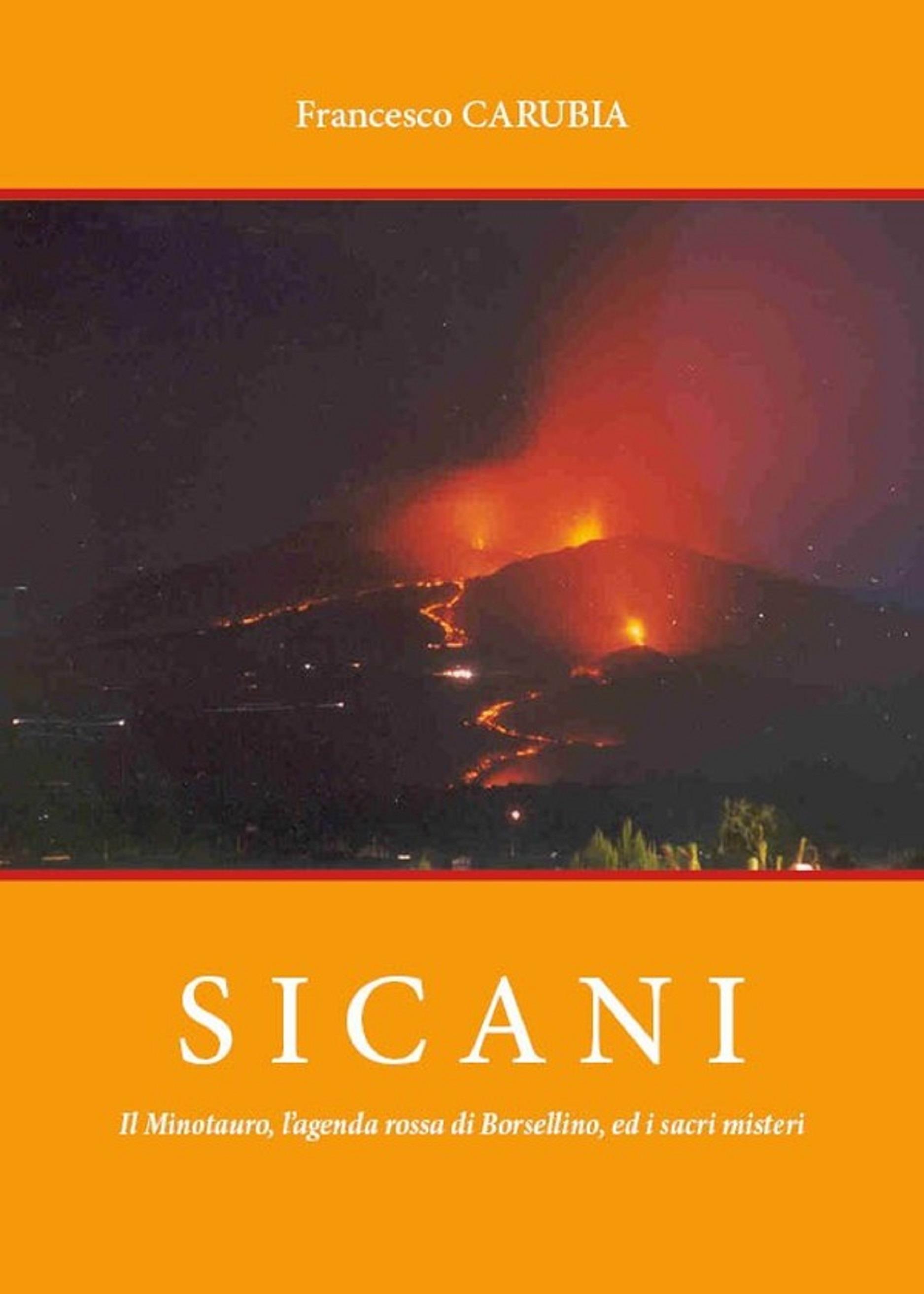 Sicani: il Minotauro, l'agenda rossa di Borsellino ed i sacri misteri